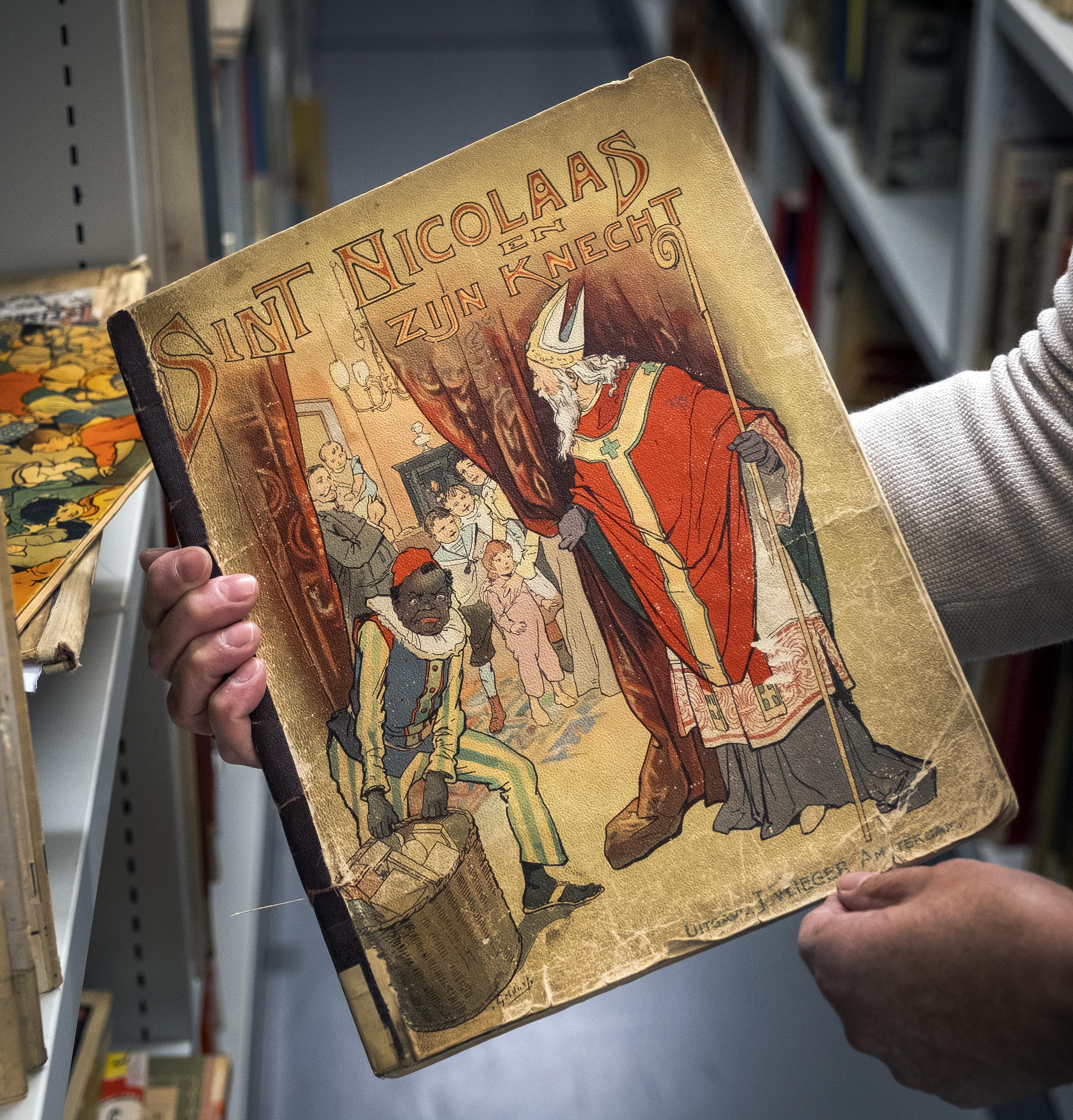 West-Friese bibliotheken mogen Zwarte Piet niet in de ban doen, aldus ruime meerderheid: 'Als je dit breed doorvoert, is de bieb snel leeg'