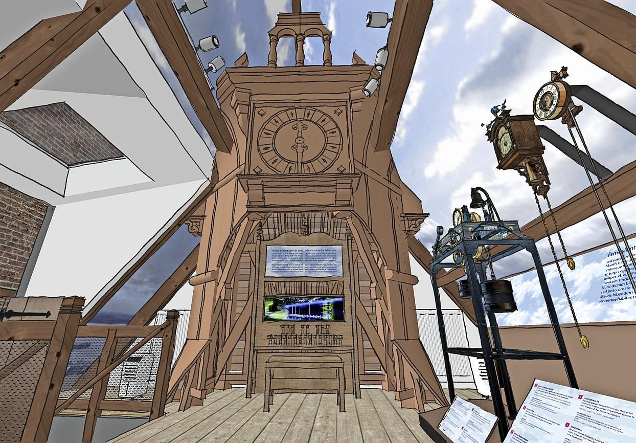 Crowdfunding museum De Speeltoren in Monnickendam succesvol: publiek doneert 18.500 euro