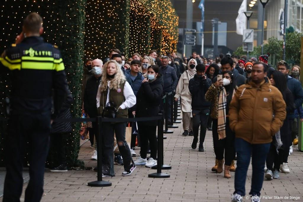 Winkels in Rotterdam zondag ook om 17.00 uur dicht