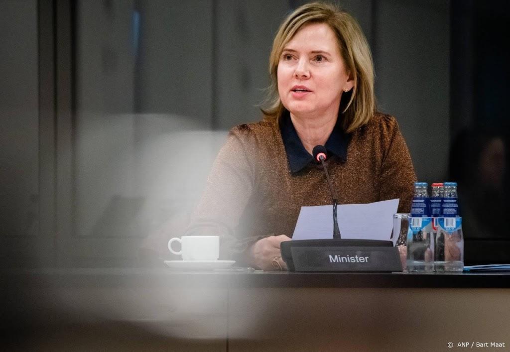 Kabinet wil nieuwe eisen voor containerschepen na MSC Zoe
