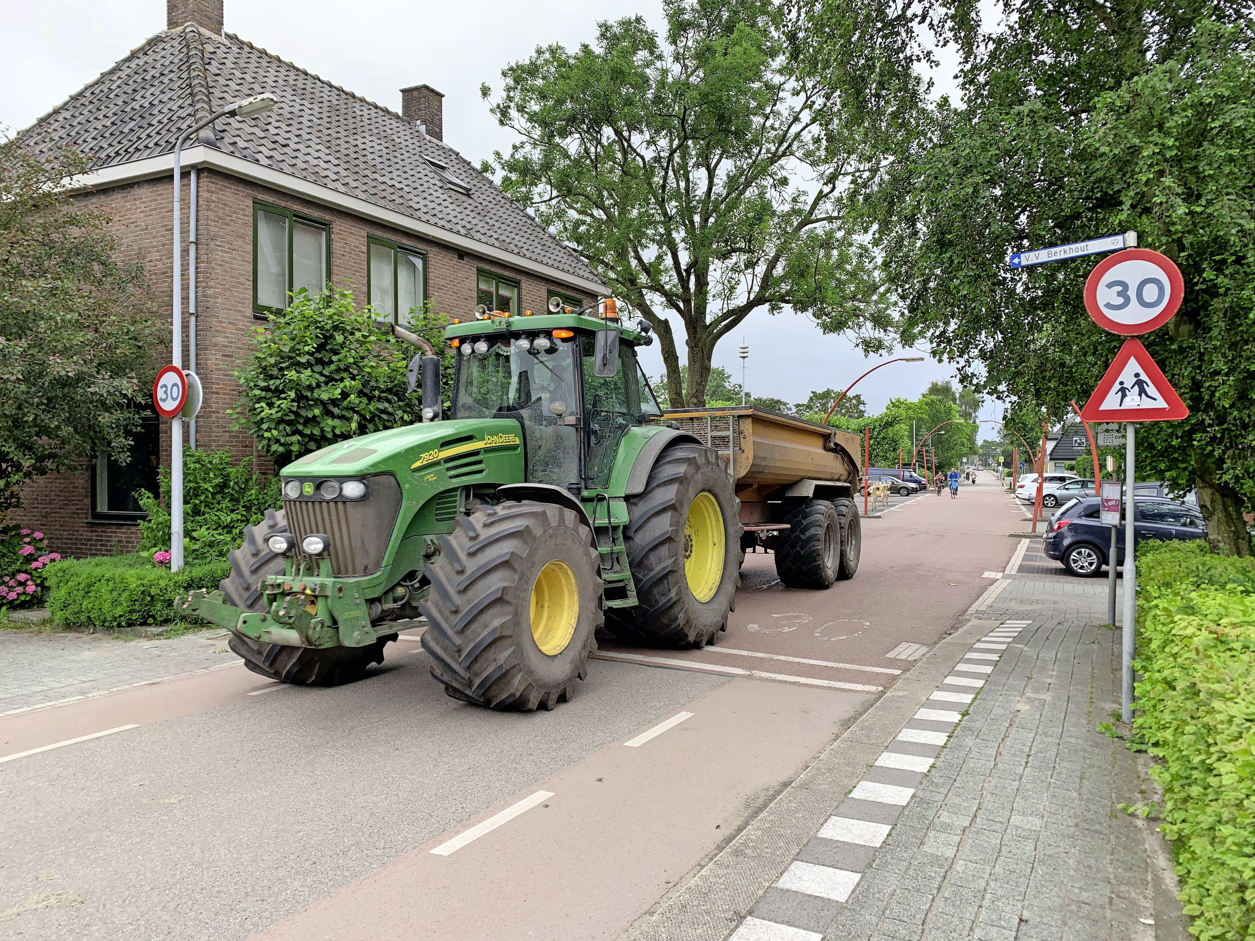 Verkeersoverlast kun je meten en op basis van de resulaten maatregelen treffen. In Drechterland vinden ze dat niet nodig / commentaar
