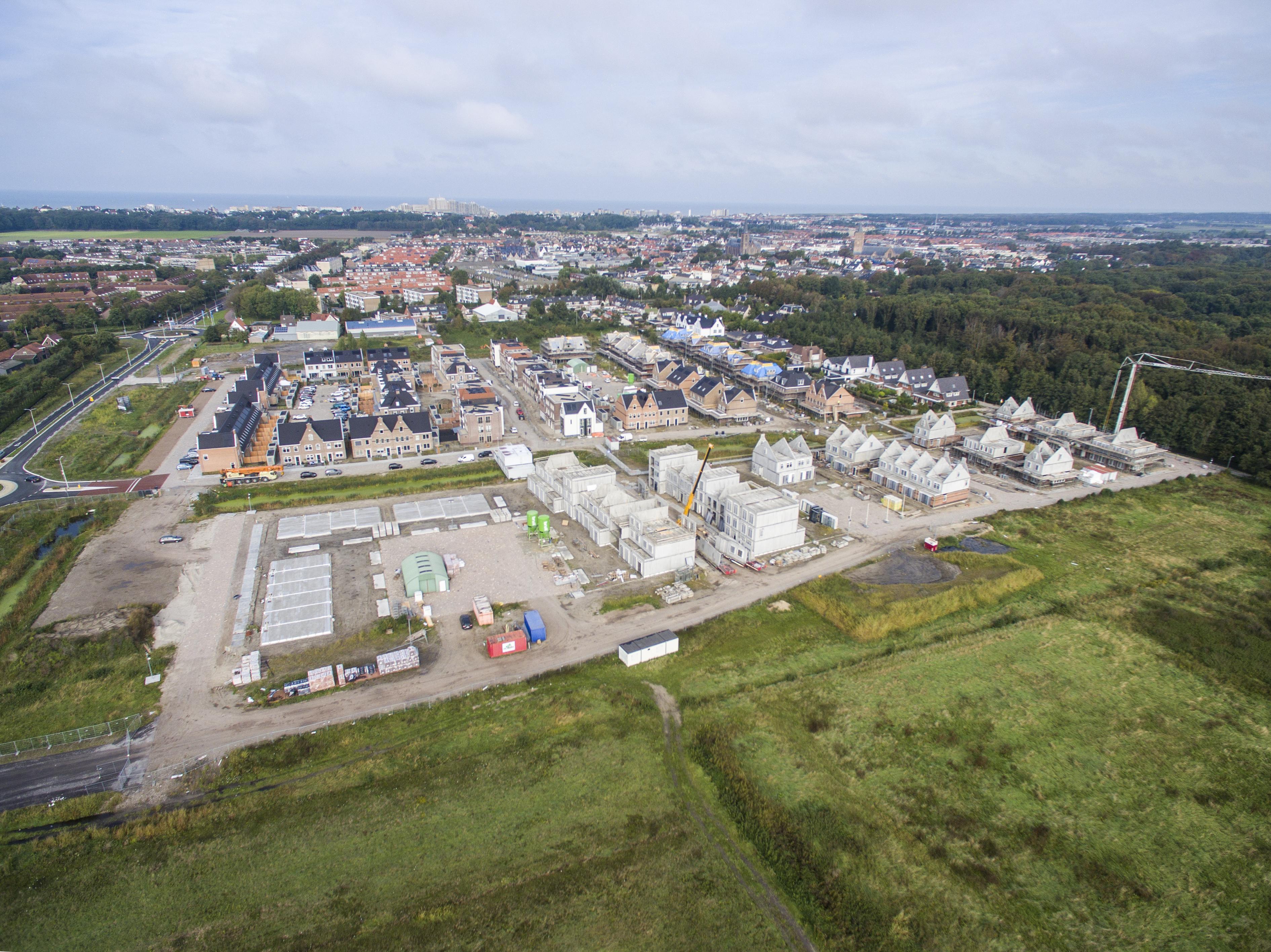 Meer huizen in Offem Zuid, maar dat gaat wel ten koste van de breedte van sommige woningen
