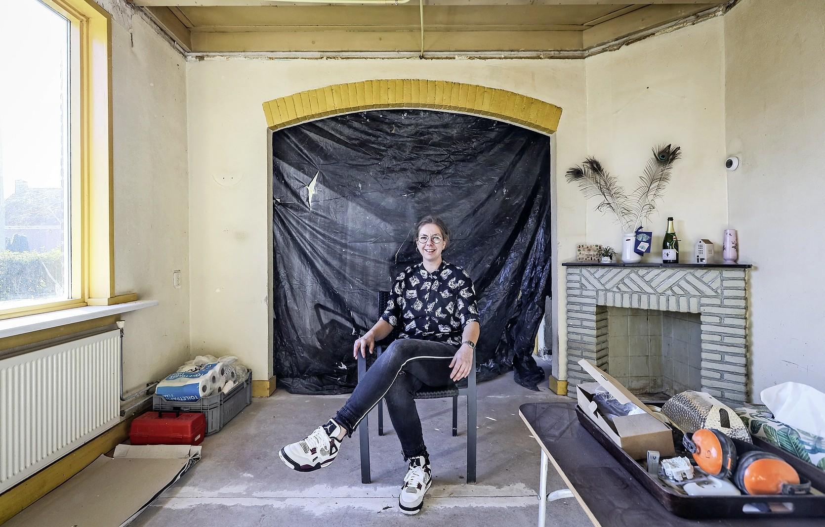 Het koophuis van Lieke (27) is 'meant to be': 'Ik voel mij een enorme geluksvogel dat het in deze krankzinnige markt is gelukt'