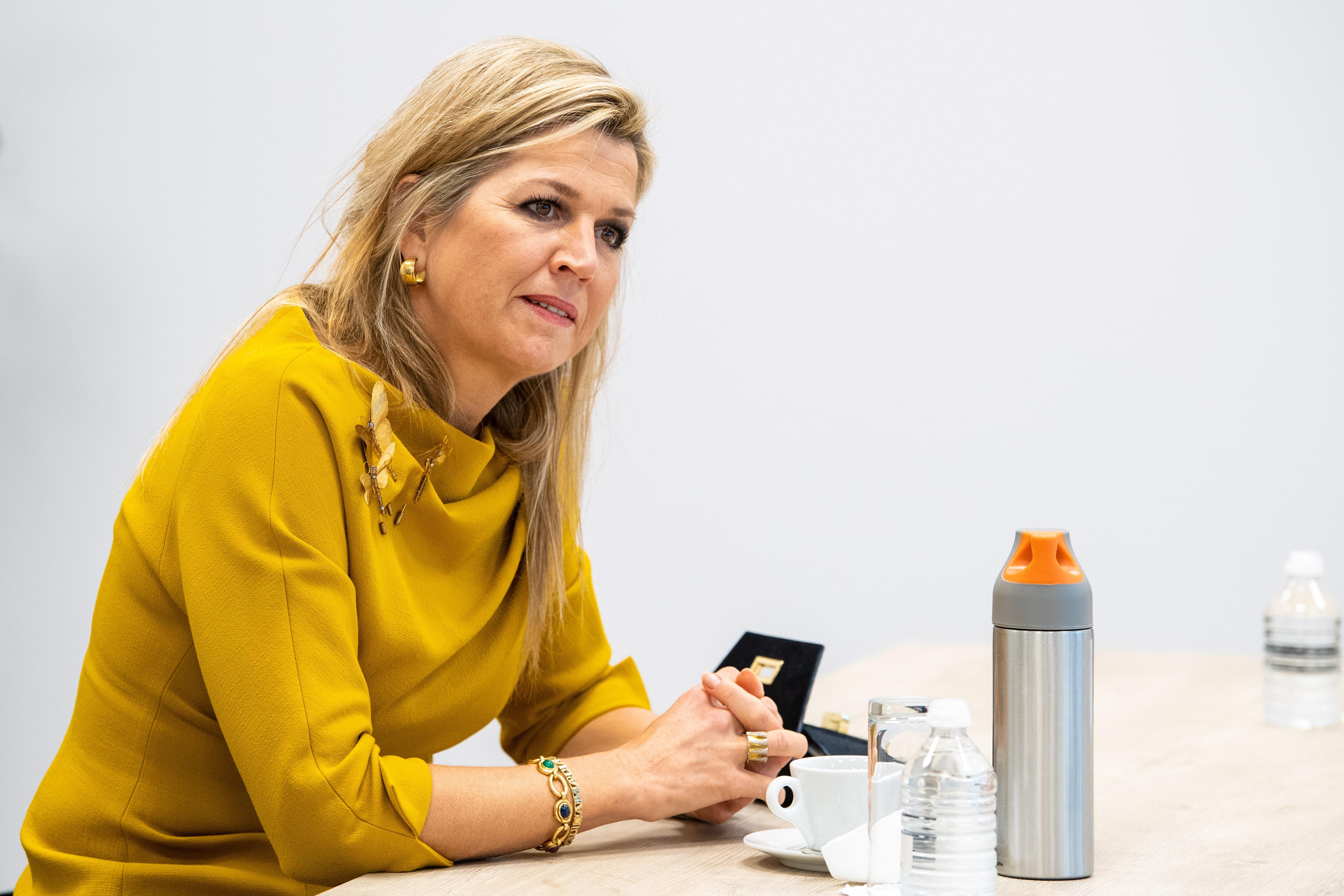 Koningin Máxima digitaal te gast in Alkmaar bij ondertekening akkoord dat moet leiden tot structureel muziekonderwijs in Noord-Holland Noord