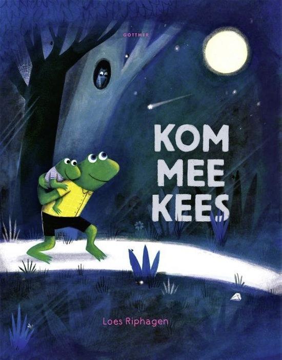 'Kom mee Kees' van Loes Riphagen is niet alleen grappig, maar ook lief en vrolijk | Boekrecensie