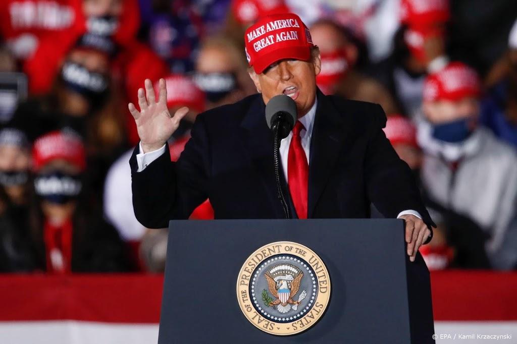 Trump: radicaal links wil Amerikaanse geschiedenis uitwissen