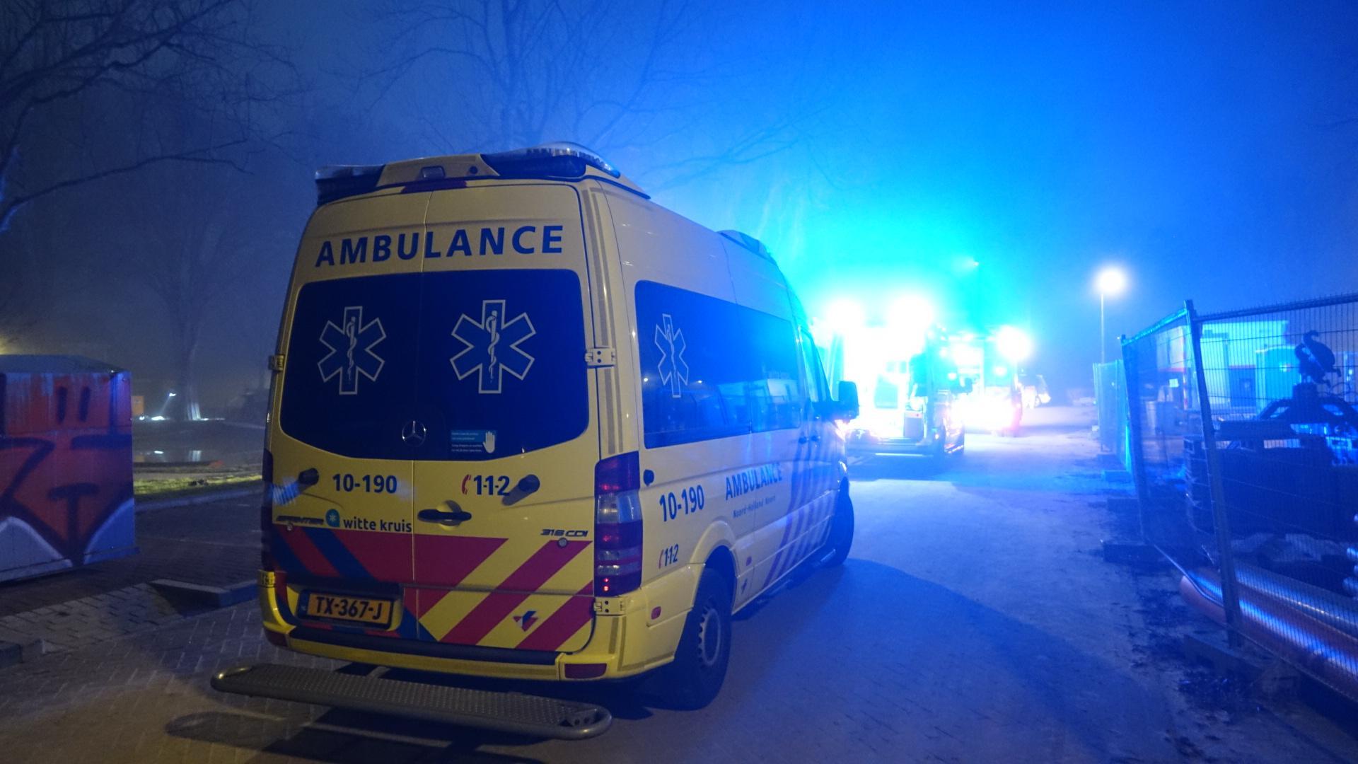 Vermiste 78-jarige man aangetroffen in water Dirkshorn, politie spreekt van 'noodlottig ongeval' [update]