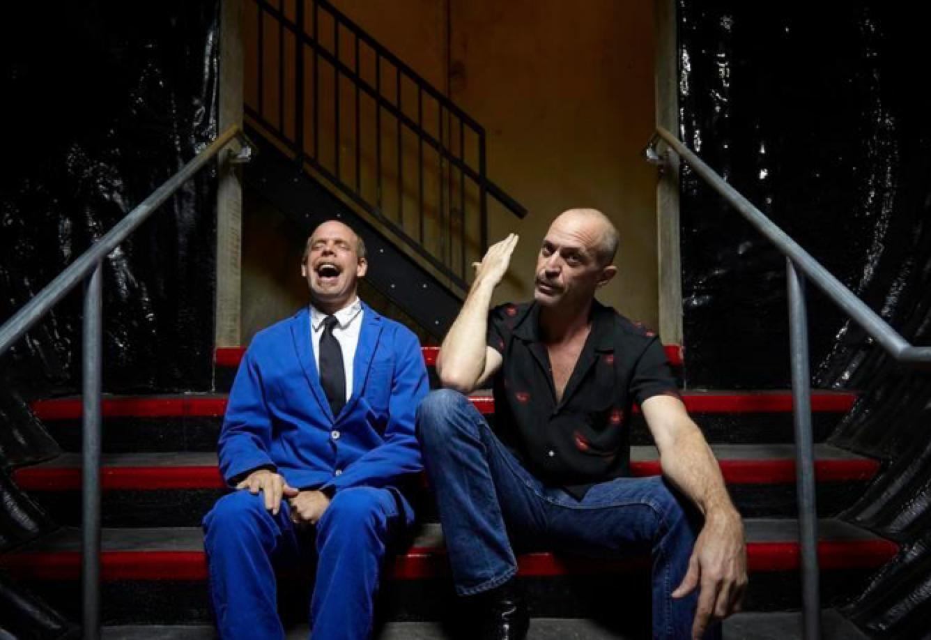 'Superwolves' van Bonnie 'Prince' Billy en Matt Sweeney doet soms zelfs grinniken