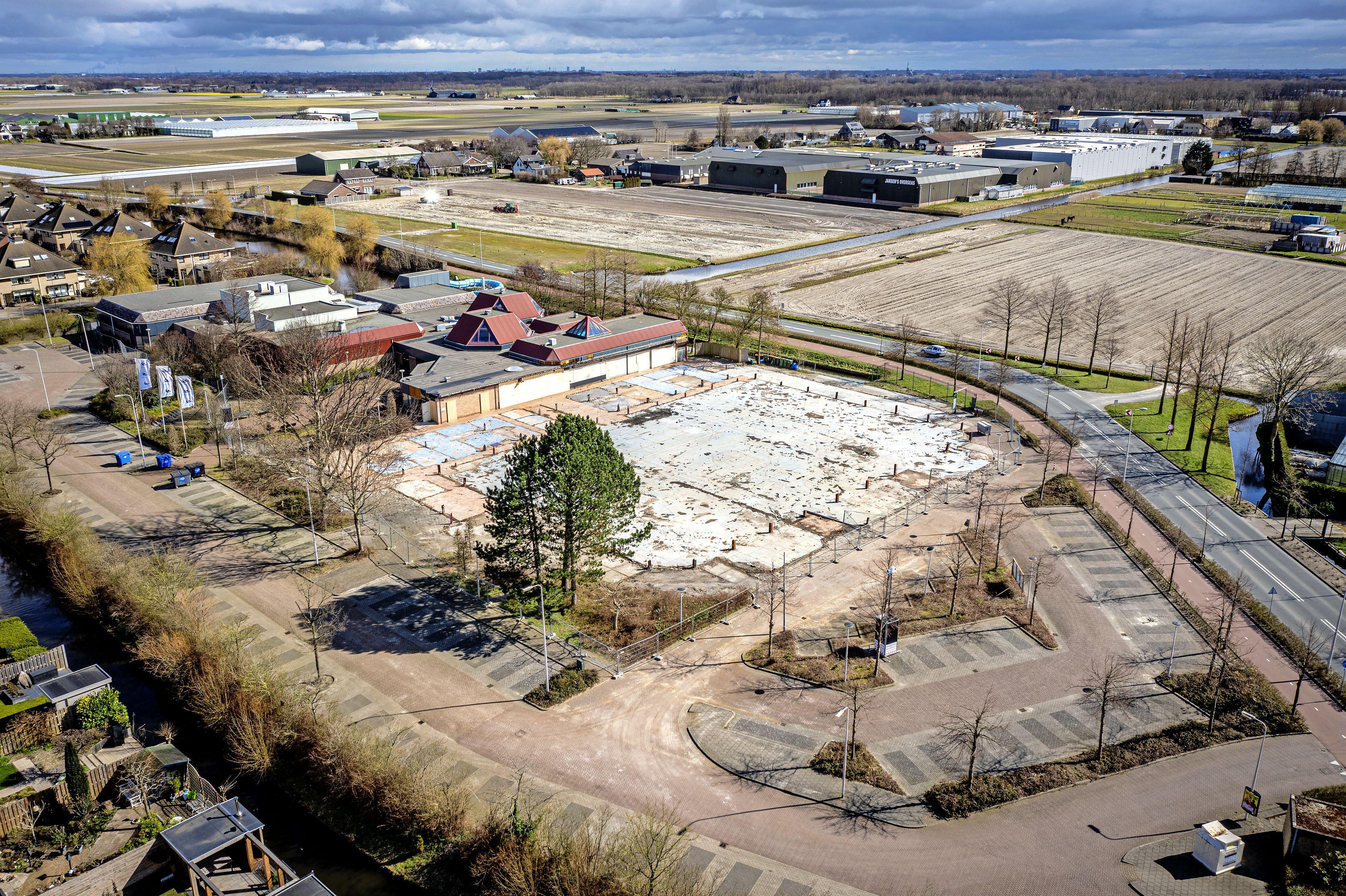 Nieuwe De Schelft in Noordwijkerhout mag best wel op oude sport- en recreatiecomplex lijken
