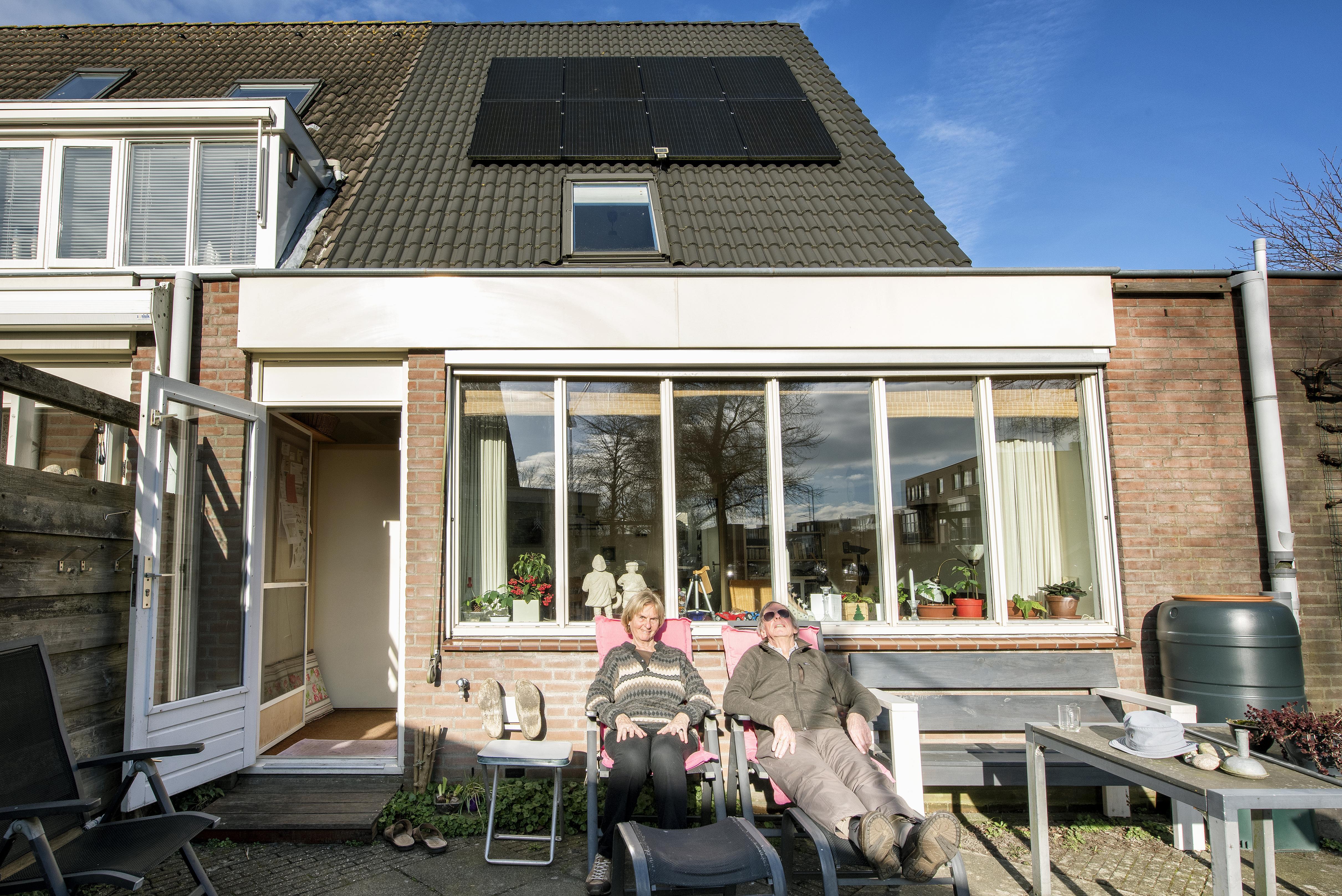 Het begon in Castricum, het miljoen valt in Noord-Scharwoude. Op naar nog veel meer huizen en andere gebouwen met zonnepanelen