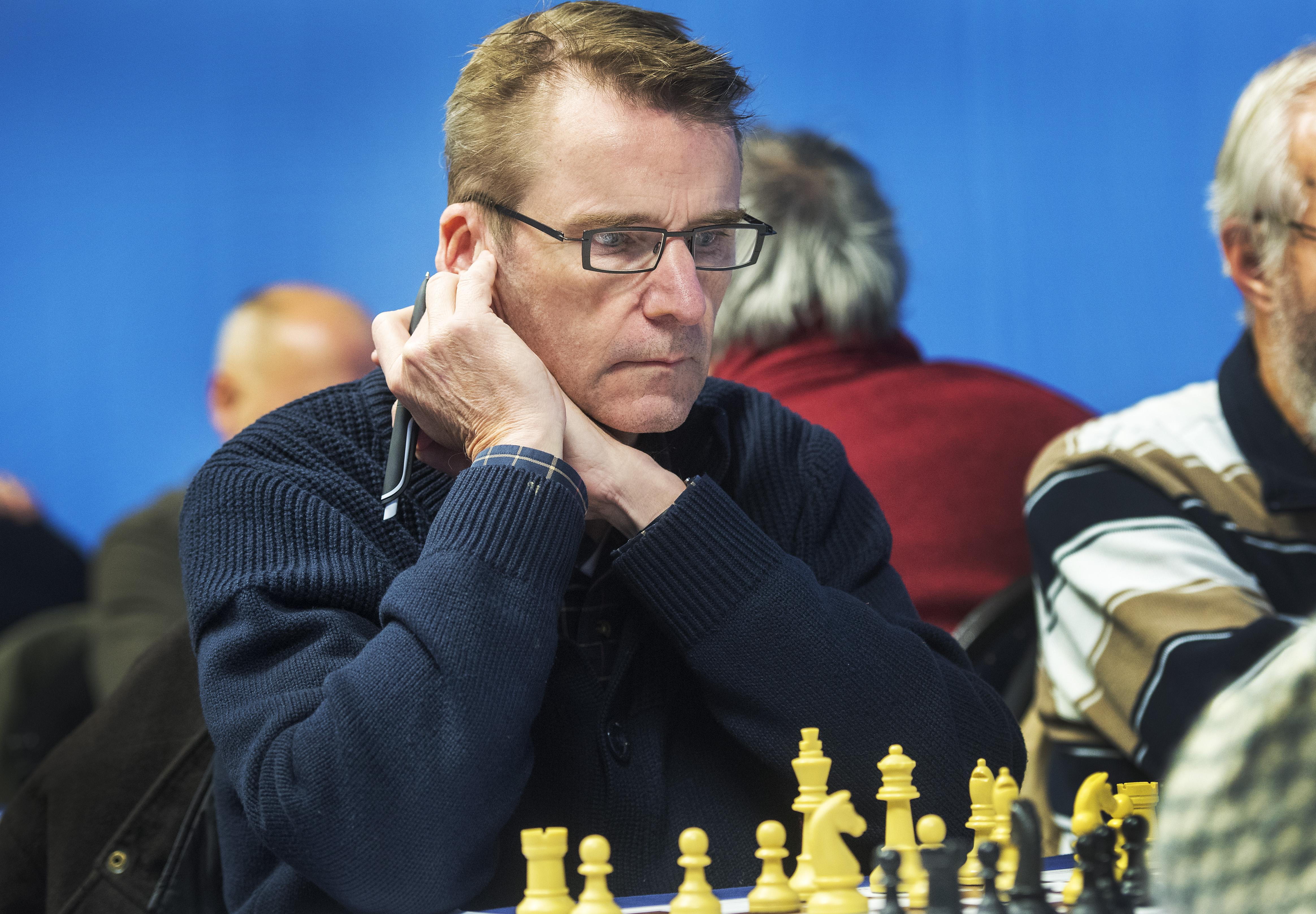 De ontlading van schaker Korneel Joppe