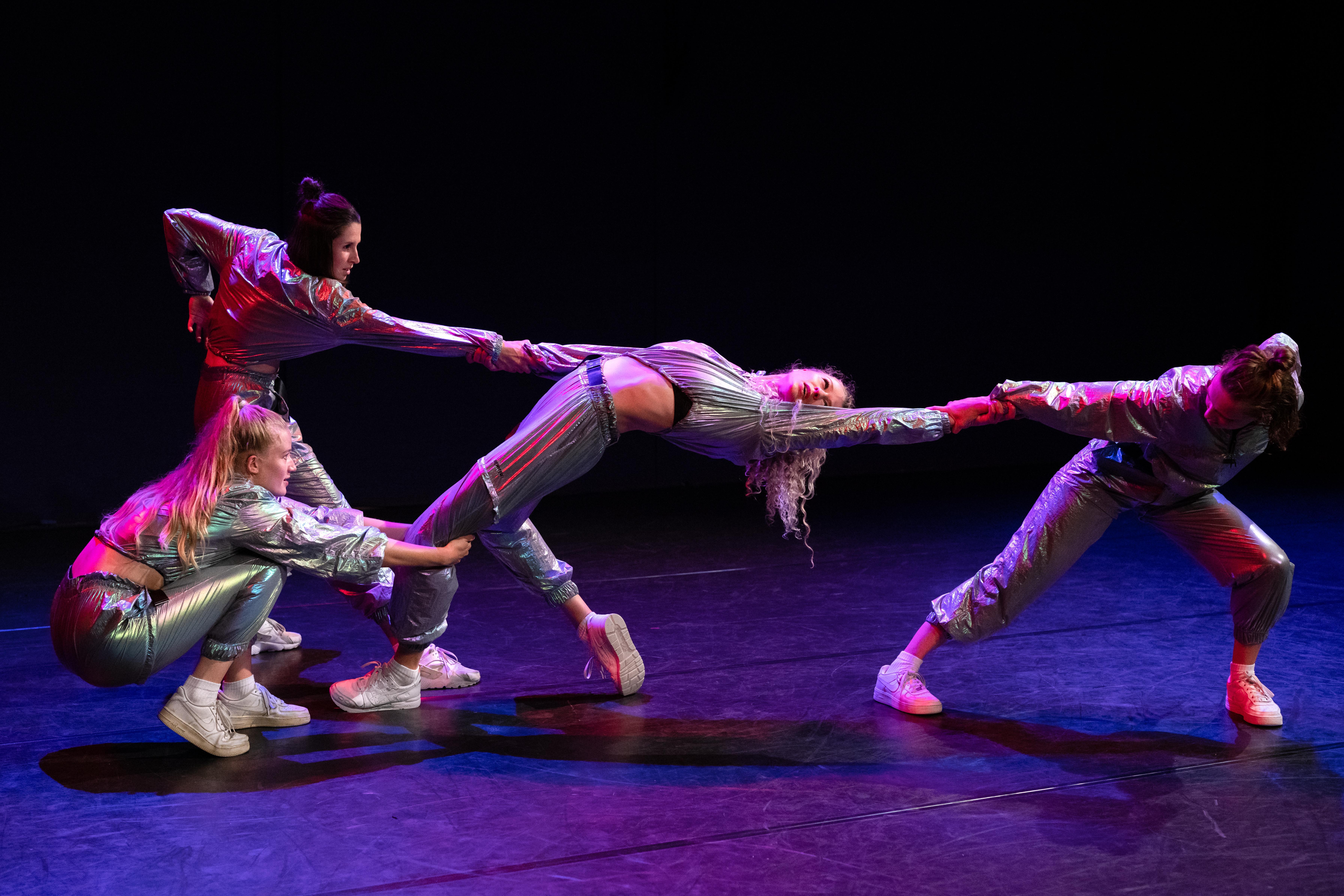 Dansblok staat in de startblokken om te beginnen: 'Het voelt heerlijk om weer voor publiek te spelen'