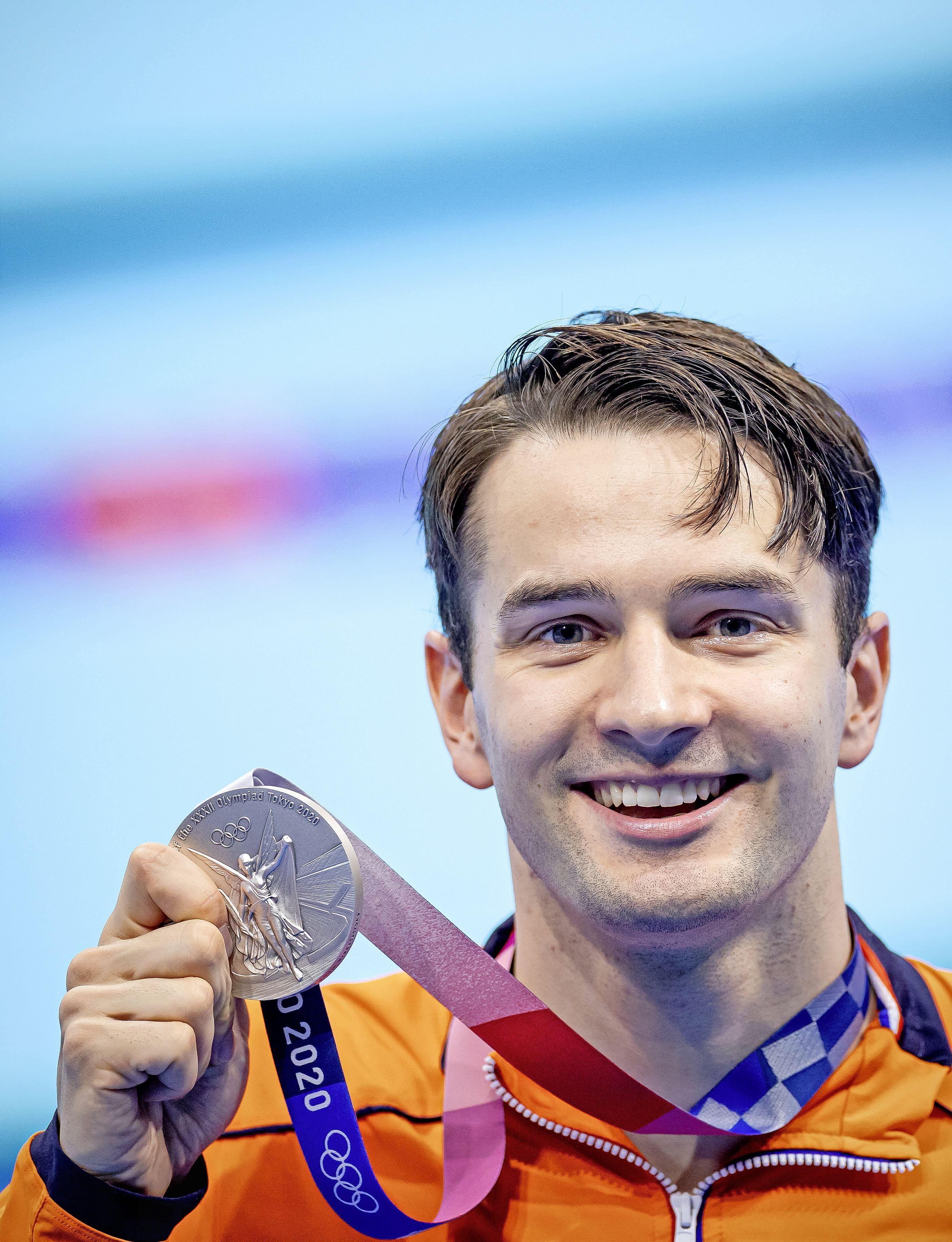Kamminga is 'extreem blij' met tweede zilver op Spelen