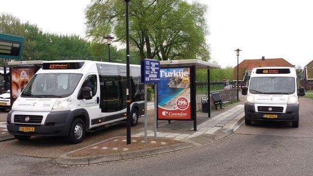 De buurtbussen in Noord-Holland Noord rijden niet tot het einde van de zomervakantie
