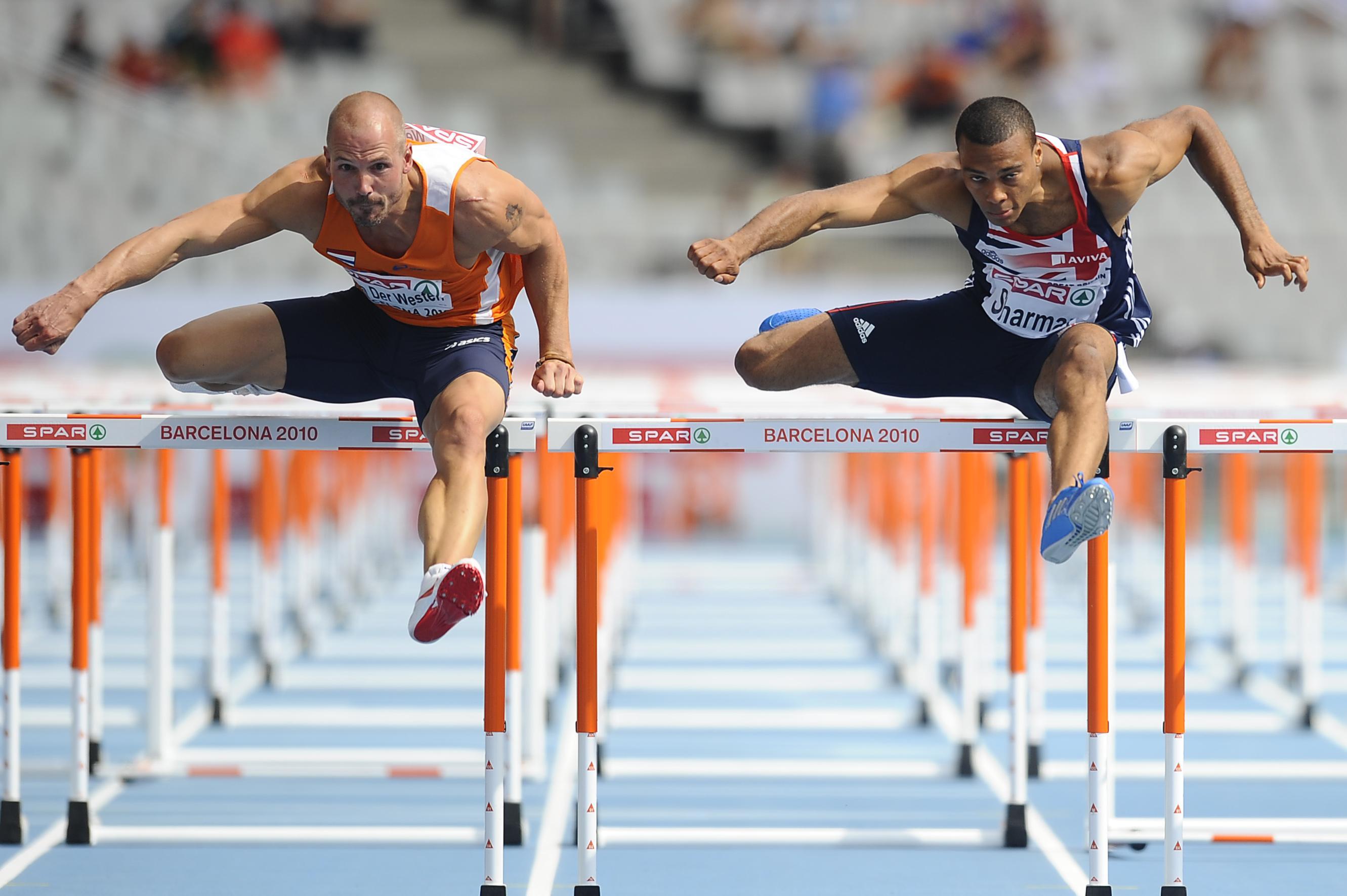 Hordeloper Marcel van der Westen liep een maand voor de Spelen van Peking een gecompliceerde sleutelbeenbreuk op: 'Ik was in de vorm van mijn leven, had het gevoel dat ik een medaille kon pakken'