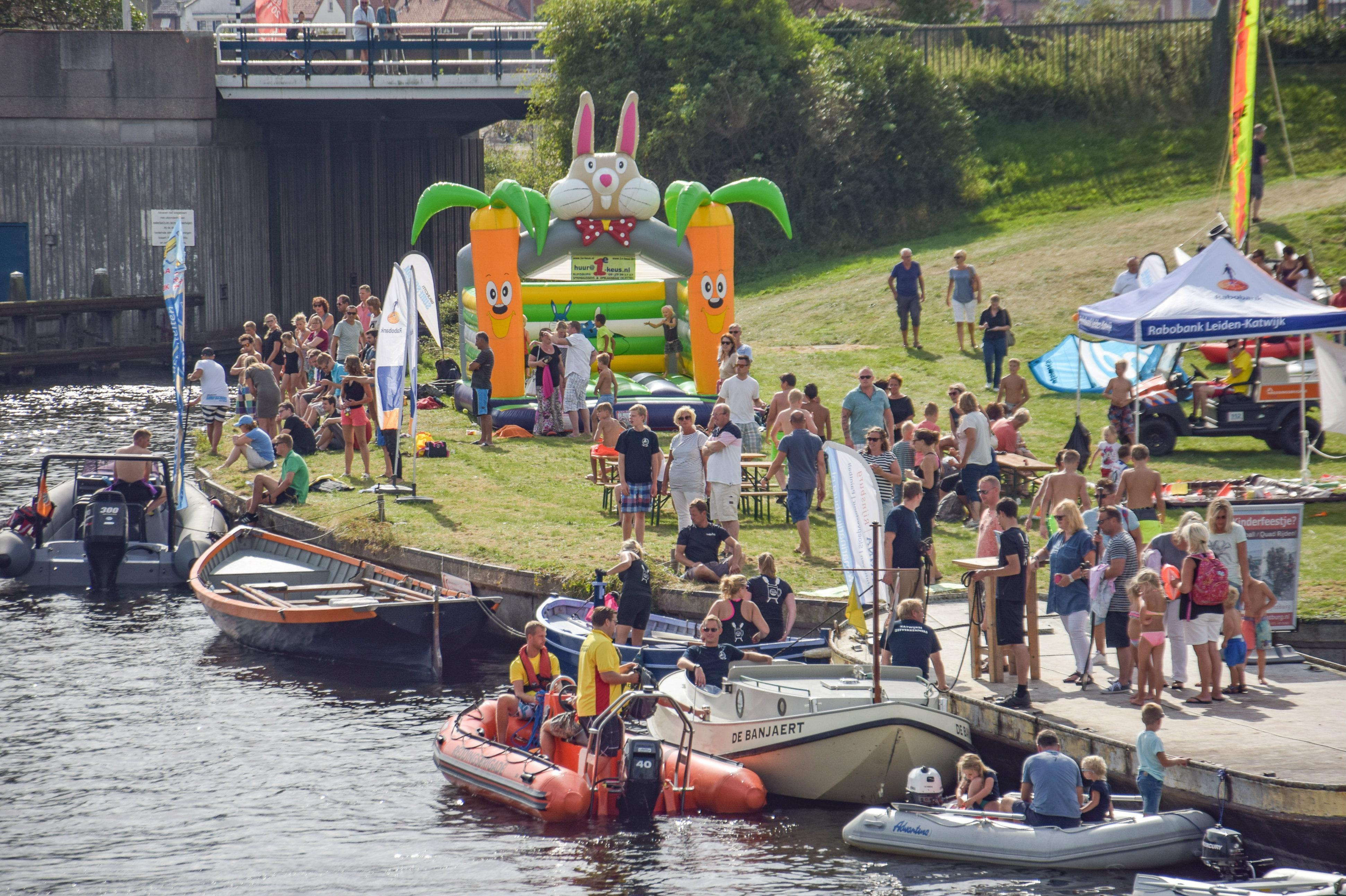 Watersportdag Katwijk biedt tal van mogelijkheden