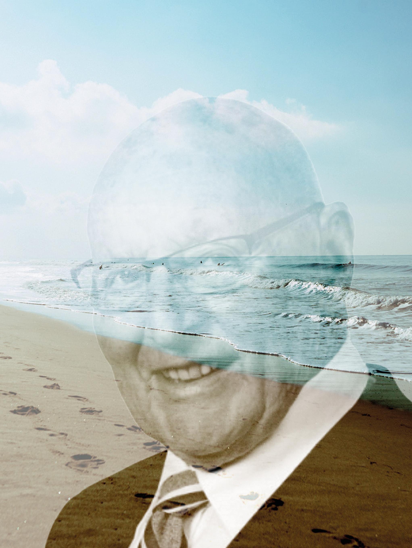 Arnold Valent (1935-2020) uit Wervershoof was de 'allerliefste man van de hele wereld', maar daar had corona geen boodschap aan