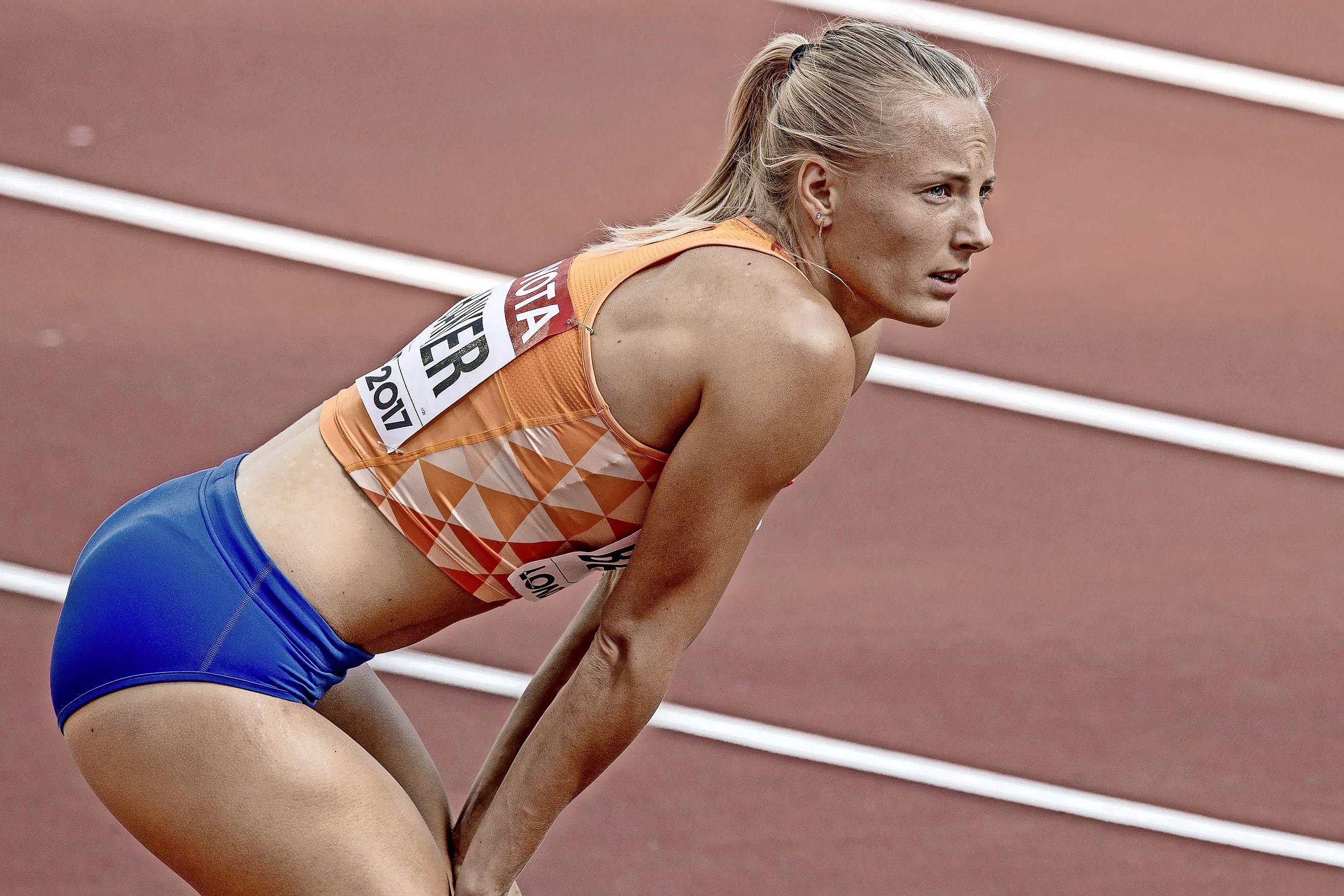 Sharona Bakker geeft olympische droom nog niet op en start crowdfunding; hordenloopster strijdt voor één honderdste