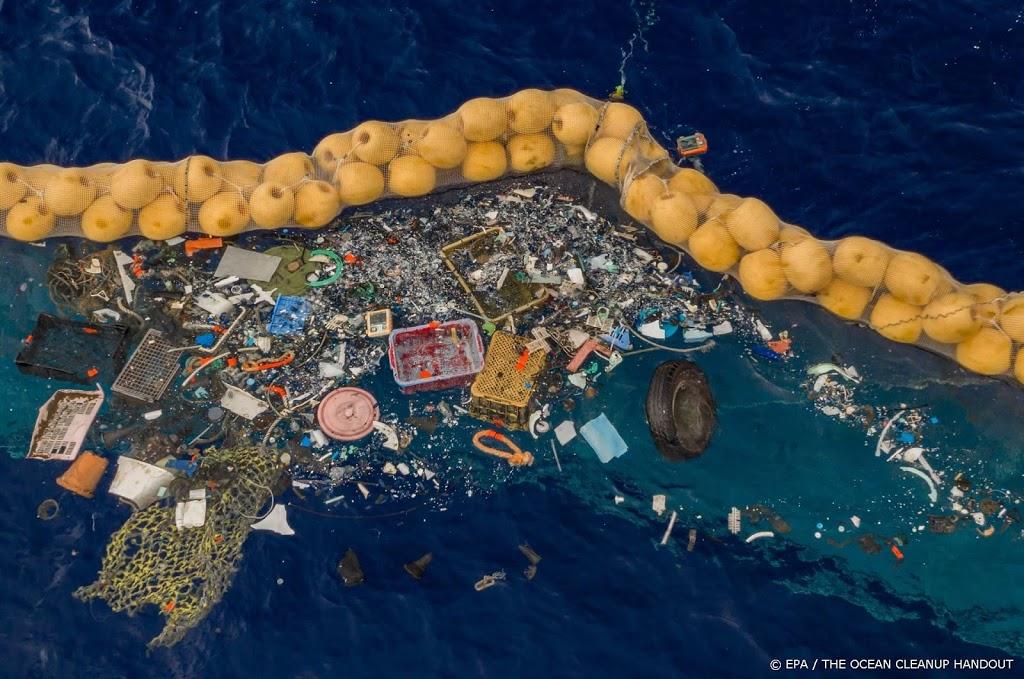 'Verloren vistuig schadelijkste soort afval voor zeedieren'