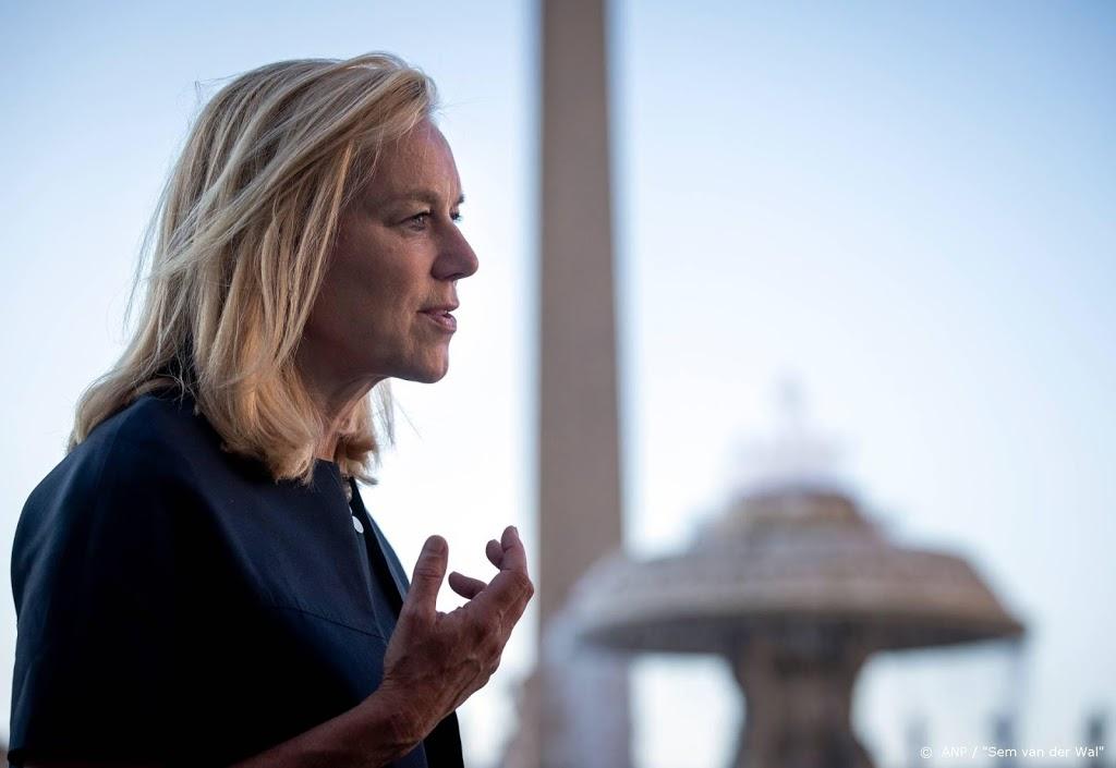 Sigrid Kaag en Ton Visser kandidaat-lijsttrekker D66