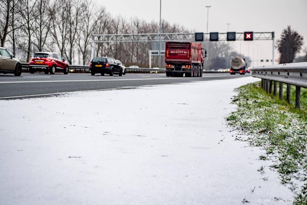 Weerwaarschuwing KNMI vanwege verwachte sneeuwval