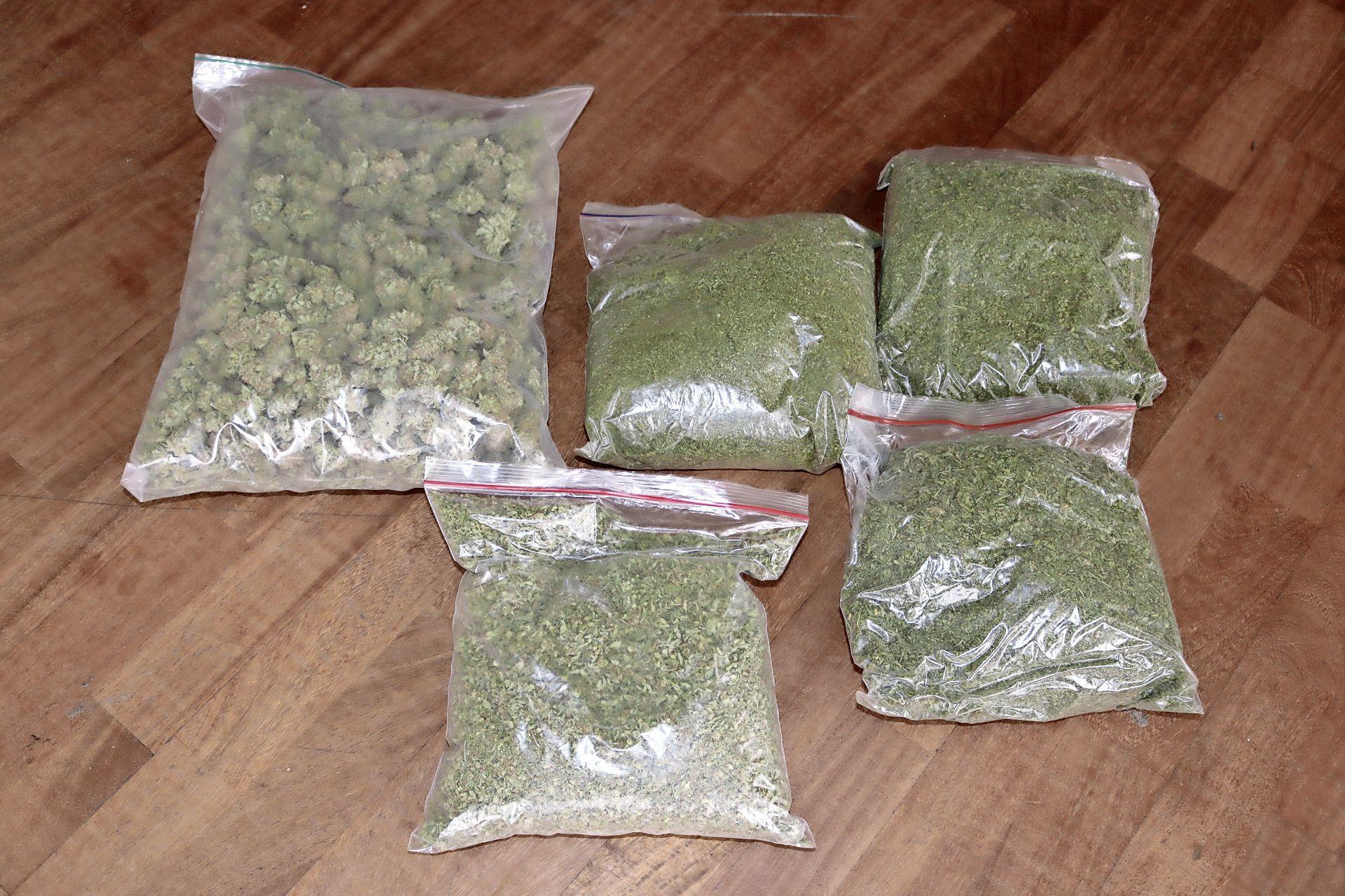 Politie ontdekt hennepkwekerij in woning in Hillegom, 150 tot 200 planten in omgebouwde slaapkamer
