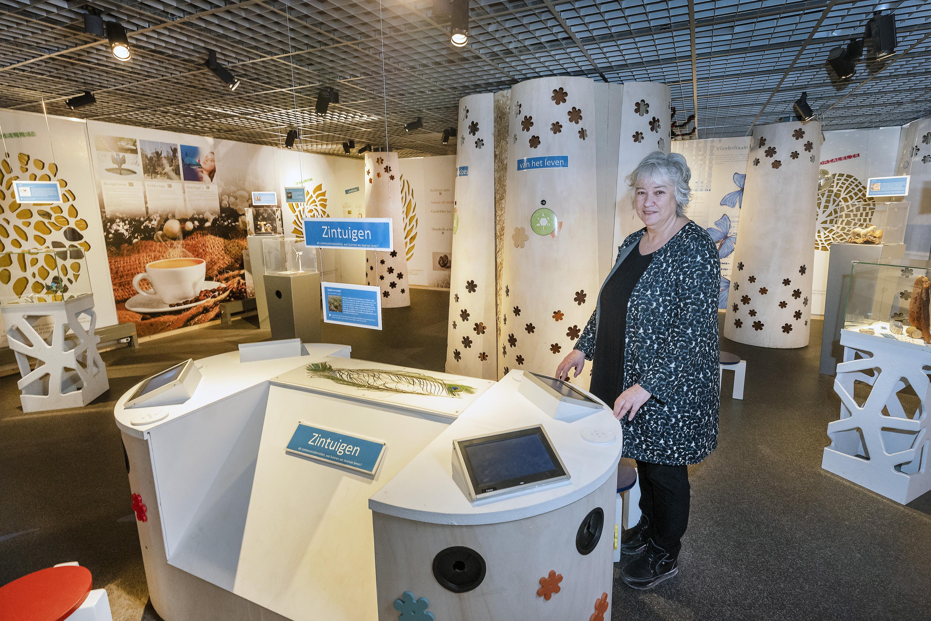Tentoonstelling 'Spieken' in Boerderij Zorgvrij over biomimicry: van geruisloos vliegende uil tot kartels op de wieken van een windmolen