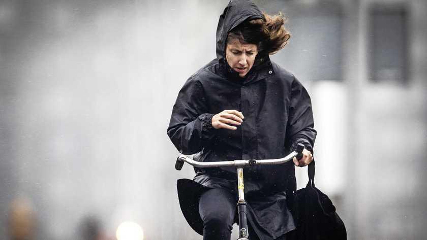 Vanaf woensdag mogelijk eerste storm van 2021; 'windstoten van ruim 100 km/uur'