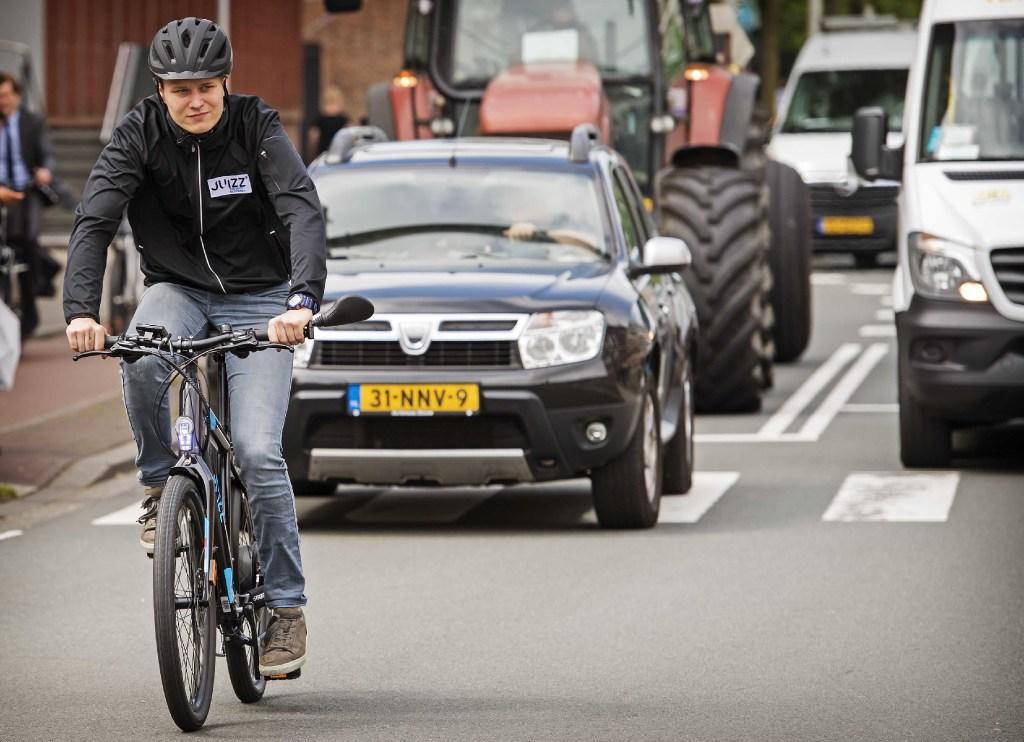 In drie jaar tijd fietst dubbel aantal speedpedelecs de winkel uit