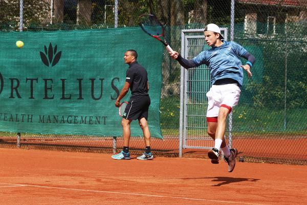 Hilversumse tennisteams teruggetrokken uit eredivisie