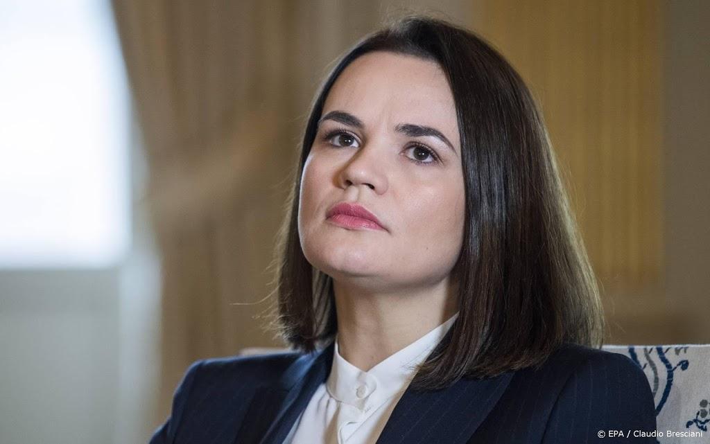 Litouwen weigert Tichanovskaja uit te leveren aan Wit-Rusland