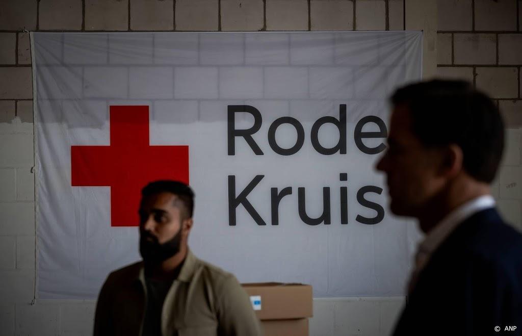 Rode Kruis aan overheid: vergeet meest kwetsbaren niet
