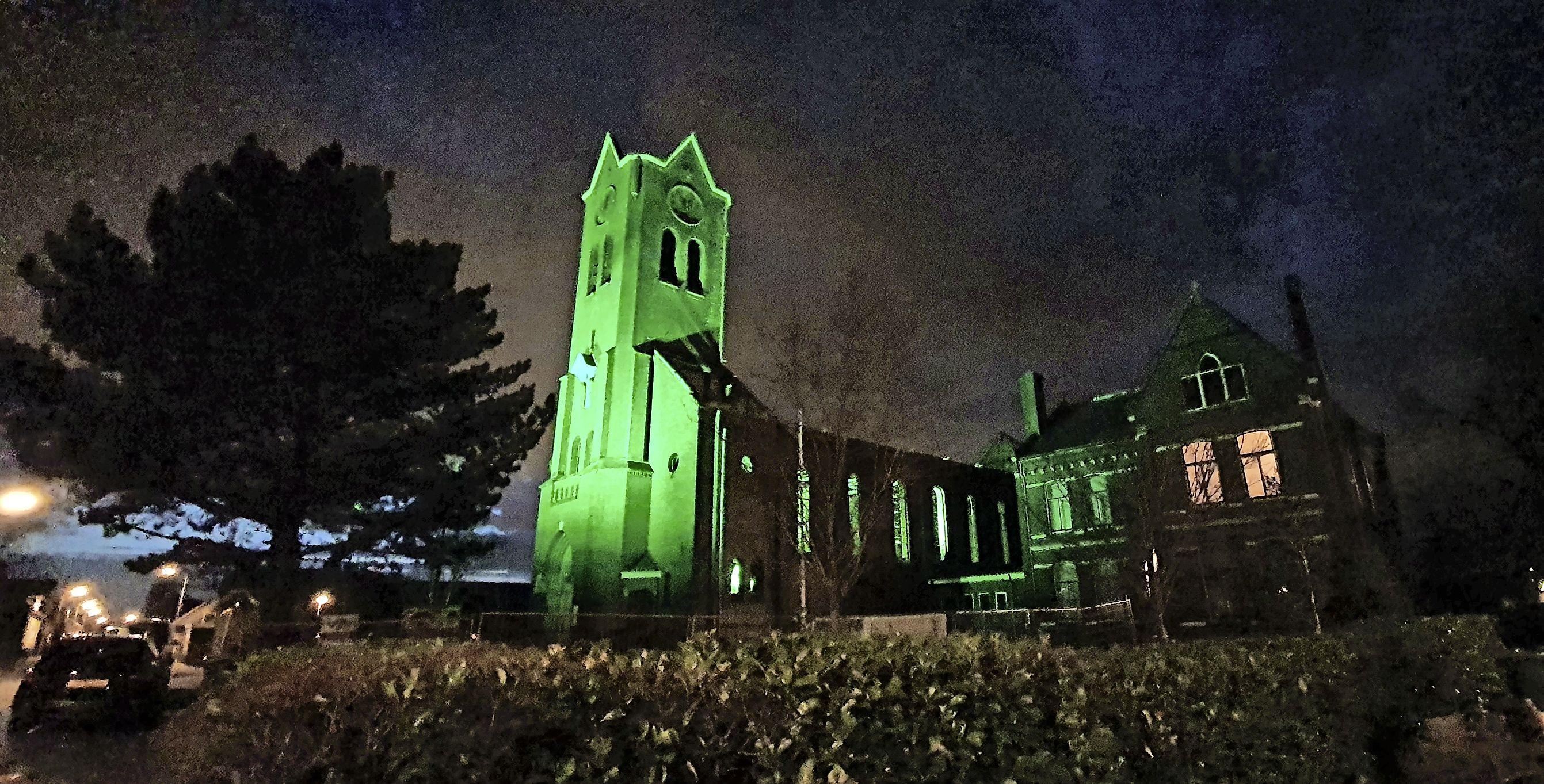 Parochianen zetten zelf alvast het licht op groen voor herbouw Onze-Lieve-Vrouw-Geboortekerk Hoogmade