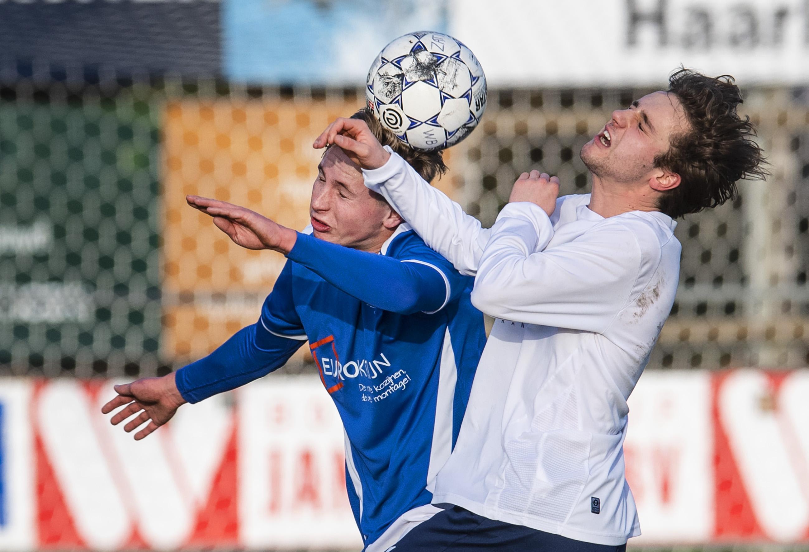 Stormvogels blijft goed meedraaien na overwinning bij Koninklijke HFC