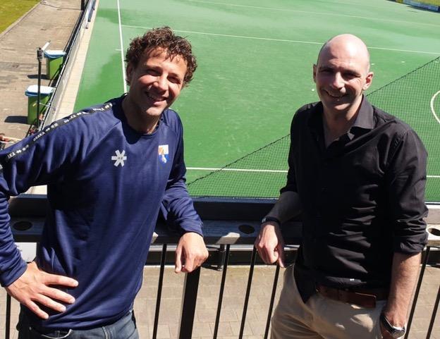 Santi Freixa assistent-coach bij hockeyers Bloemendaal