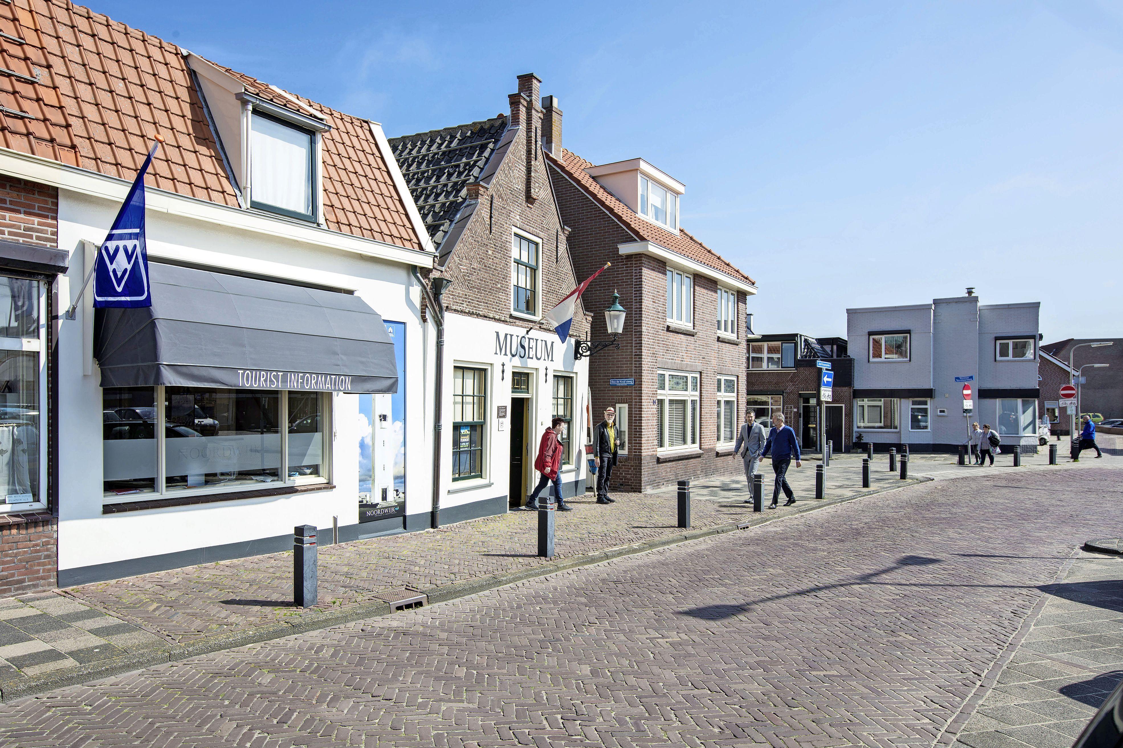 Vraagtekens en enthousiasme over plannen Museum Noordwijk