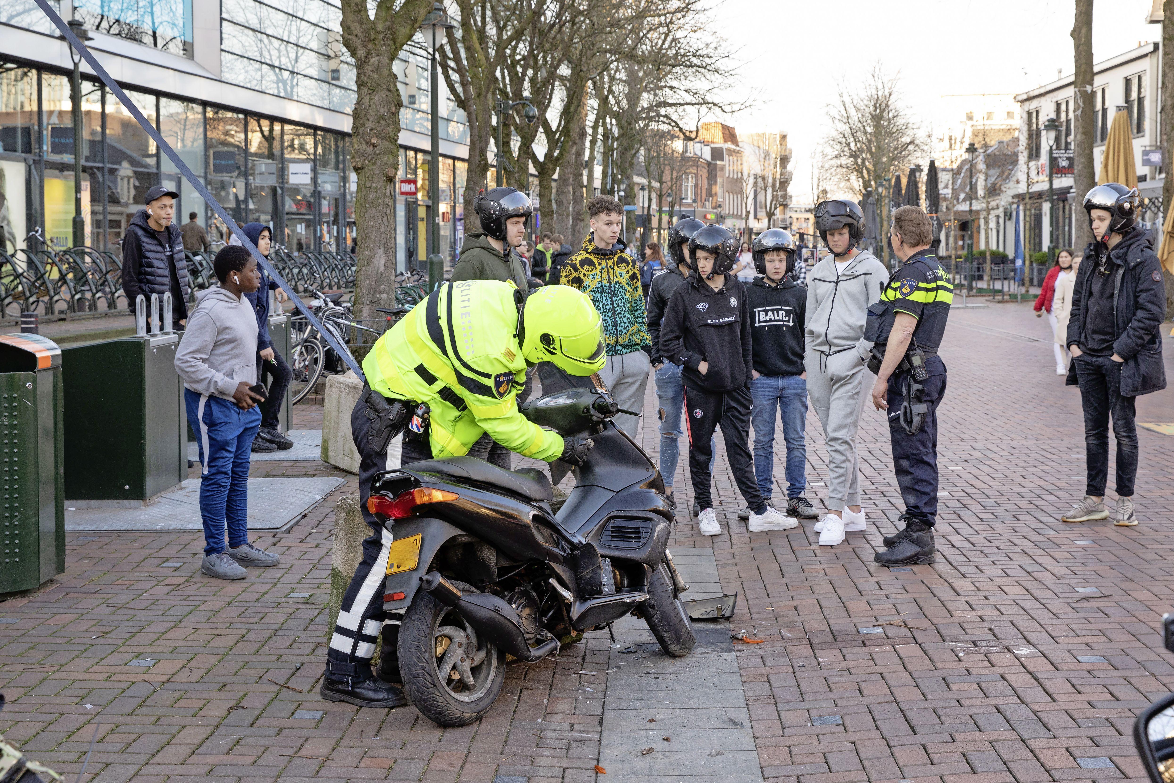 Onderzoek naar aanrijding met boa op de Groest in Hilversum: 'Die jongen had wel invalide kunnen zijn'