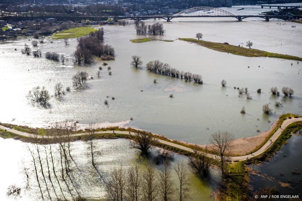 Waterbeheerders bereiden zich voor op komst hoogwater