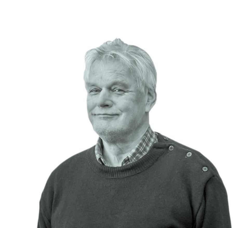 Klootwijk waant zich gezond met een trilpoef onder de kont | column
