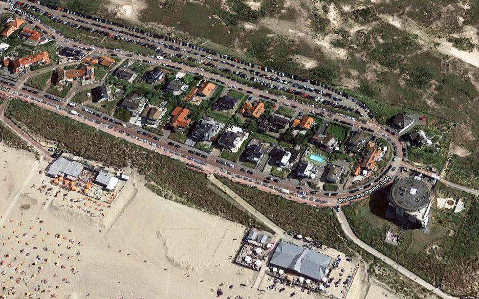Bouw villa aan Boulevard Paulus Loot in Zandvoort mag door