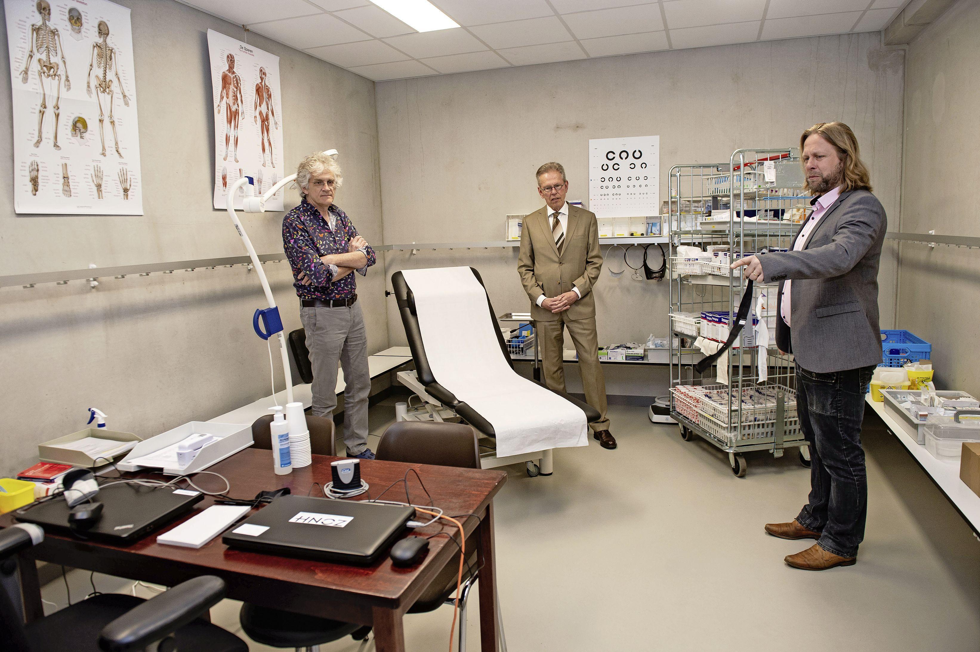Vaccinatie 60-65 jaar vanaf woensdag in Beemster, vanaf maandag in Zaandam. Tweede prik AstraZeneca in week van 5 juli