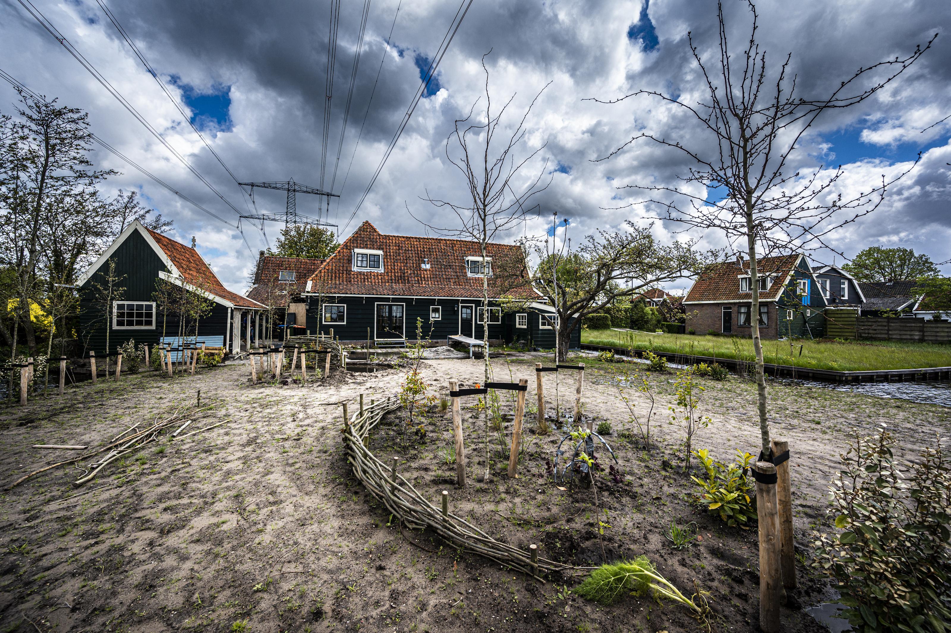 Vondst bruinrot in oude bakkerij Tarweakker tegenvaller voor lunchroom Jongwijs. 'Opening picknicktuin niet in gevaar'