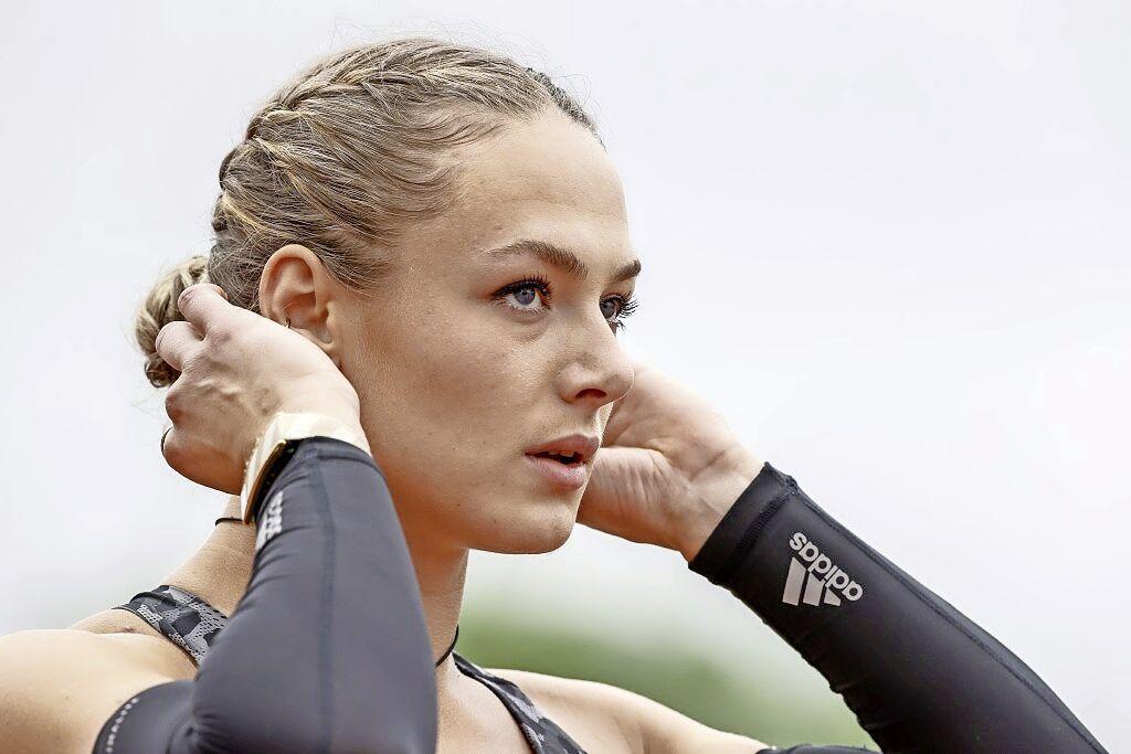 'Driehonderdste, een verschil van niks.' Lieke Klaver poogt in Roemenië wel te voldoen aan olympische limiet op 200 meter