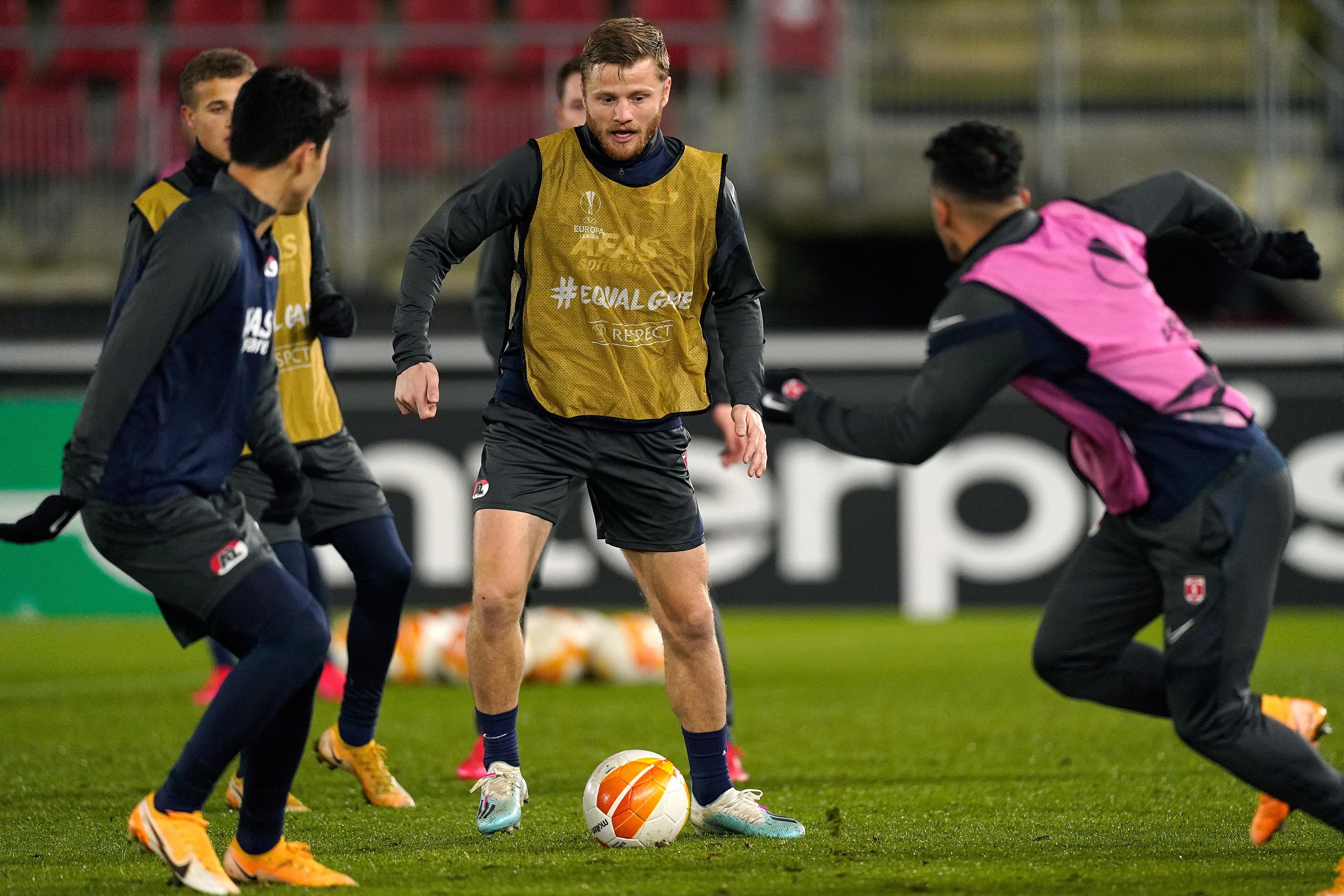 AZ-middenvelder Fredrik Midtsjø niet verrast: 'Ik wist dat de kwaliteit er was'