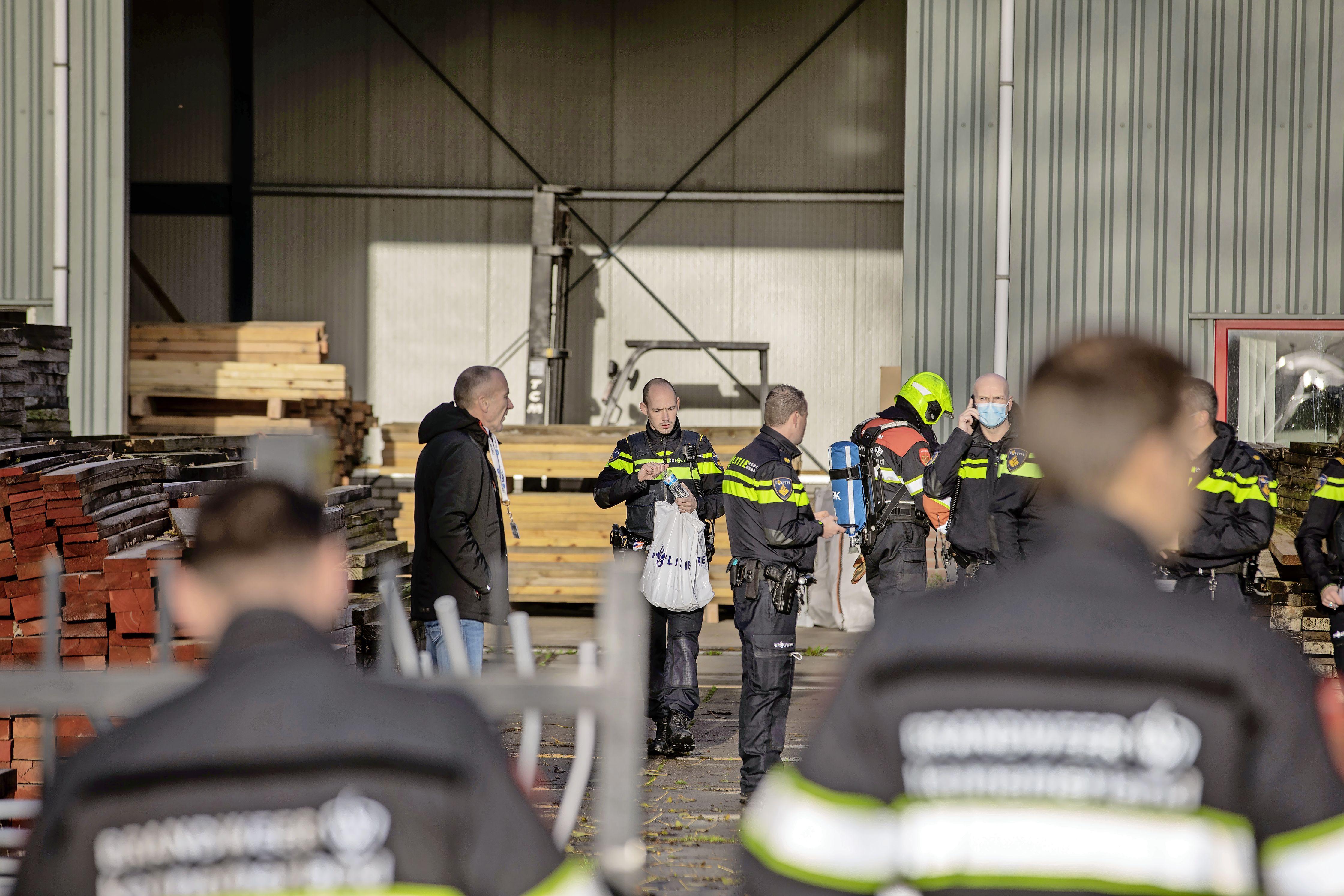 Mannen in Hoofddorpse loods met kilo's coke krijgen gevangenisstraf: 'Ongeloofwaardig dat ze niks met de drugs te maken hadden en niet op de hoogte waren'