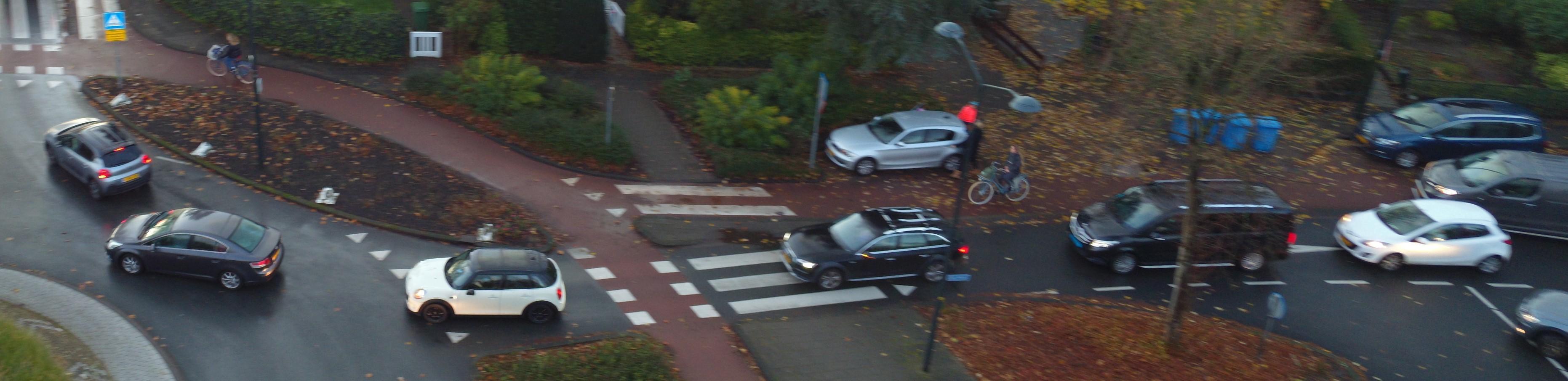 Fietsprofessor geeft zijn kijk op Wassenaarse verkeersproblemen: 'Moeten we niet ook naar onszelf kijken?'