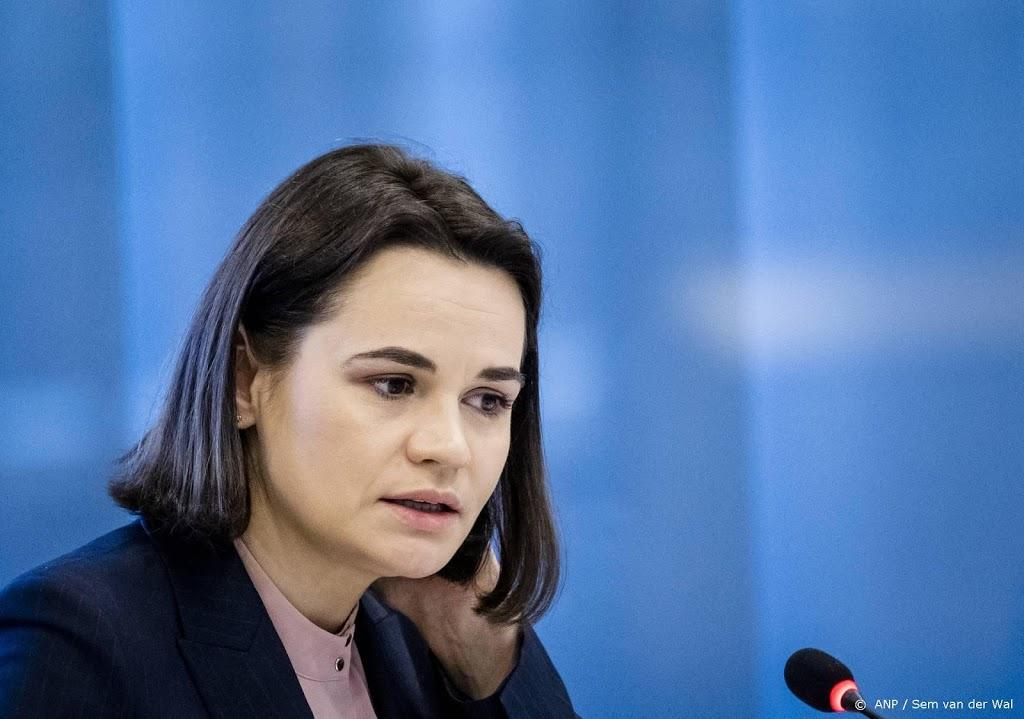 Belarus 'niet meer op zoek' naar oppositieleider