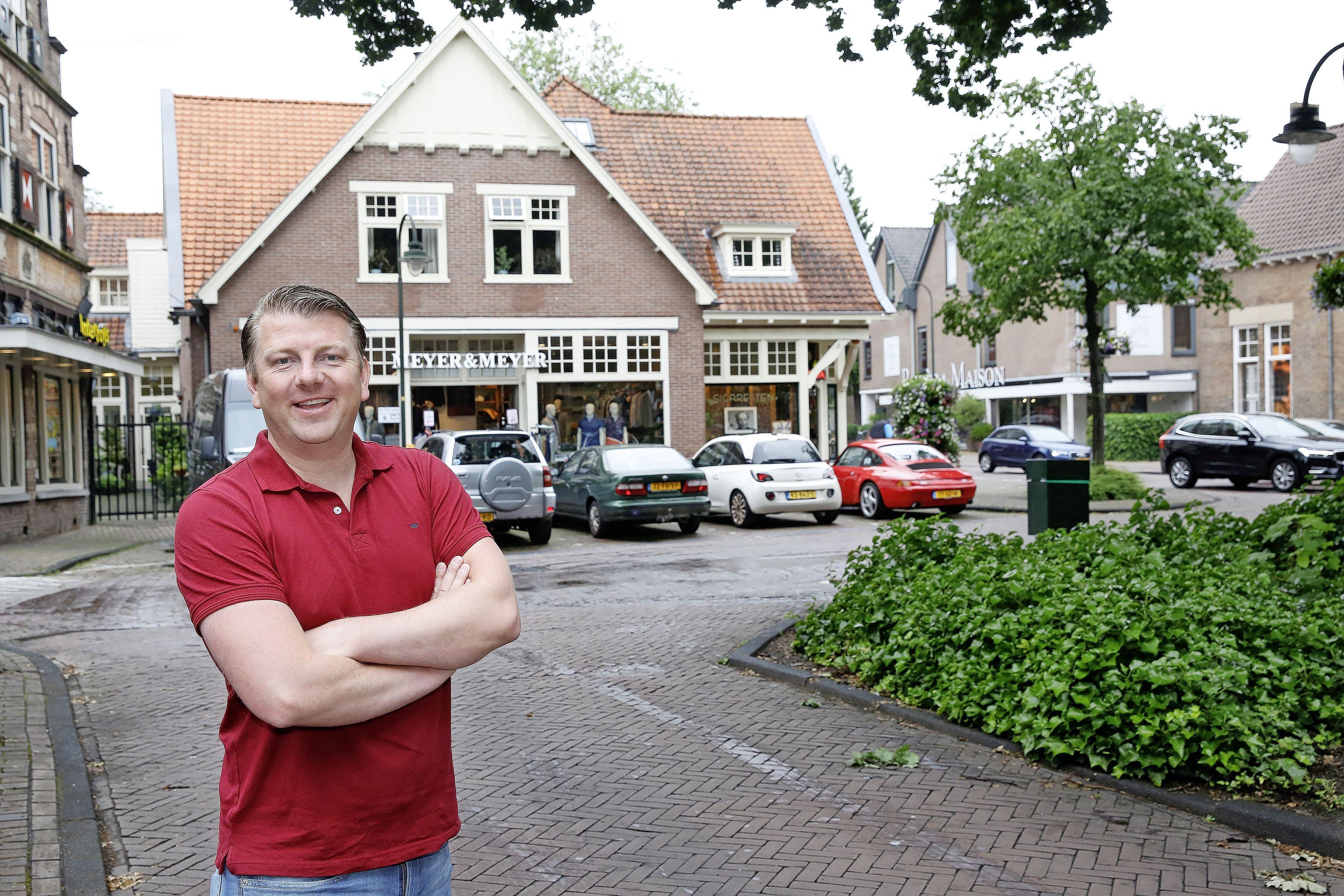 Huizer wijnhandelaar Rutger Siersma opent derde zaak in Laren; 'Een prachtige plek om het verhaal achter de wijn te vertellen'