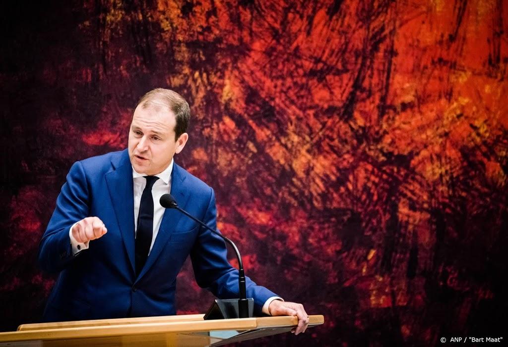 Asscher vangt bot met verzoek om vervroegd coronadebat