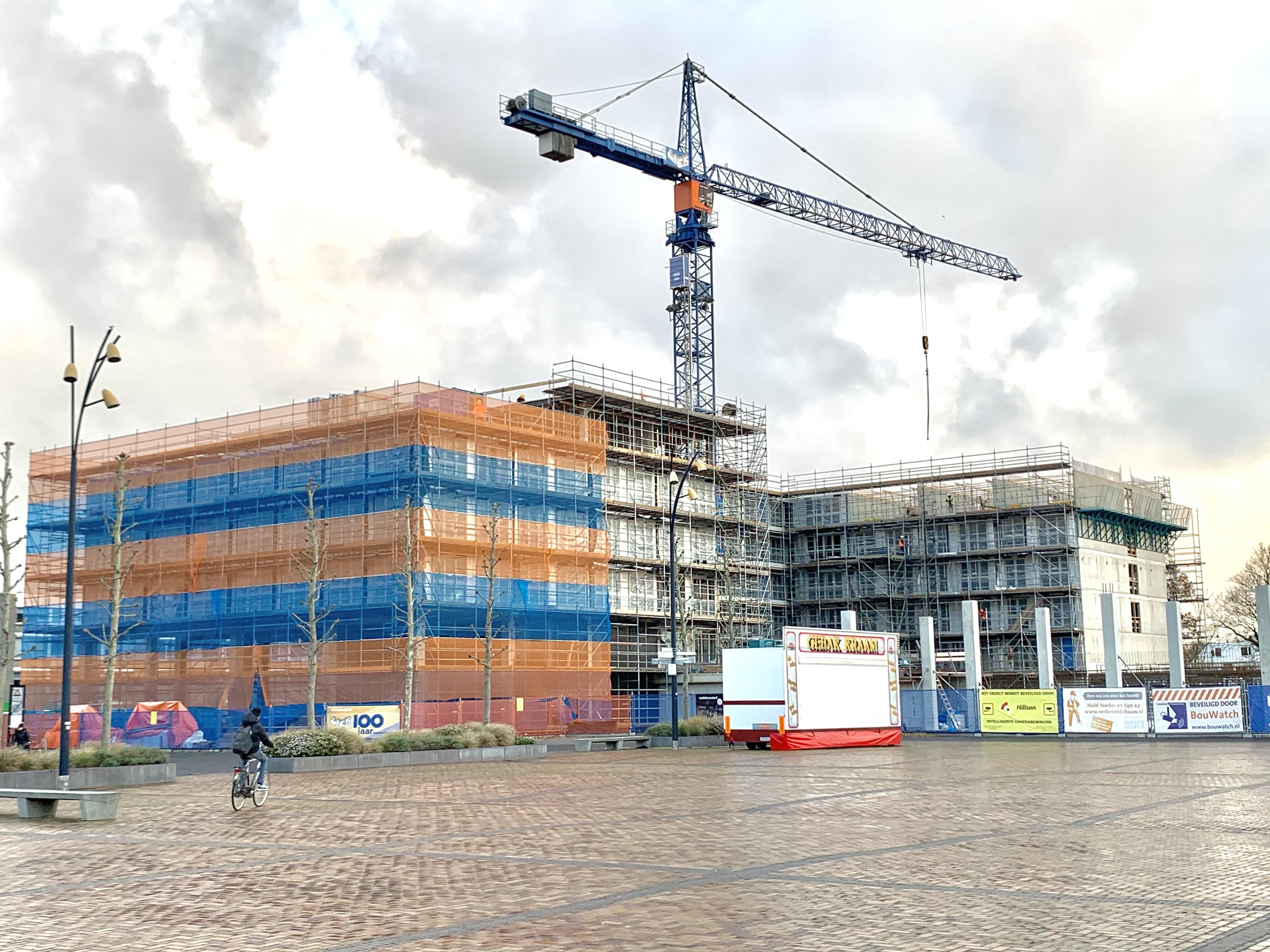 Raad Heerhugowaard wil met investeringsreserve bouw betaalbare woningen aanjagen